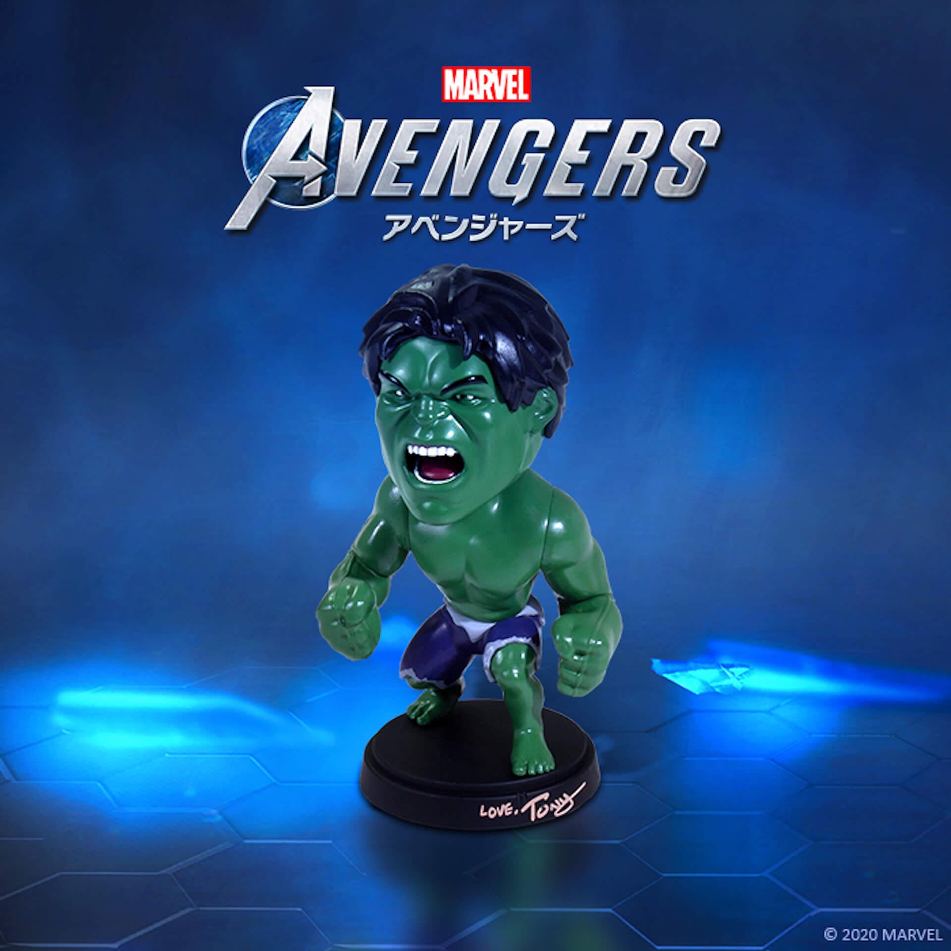 アベンジャーズ、ゲームでアッセンブル!『Marvel's Avengers』がついに予約受付開始&最新トレーラーも解禁 tech200417_avengers_game_4