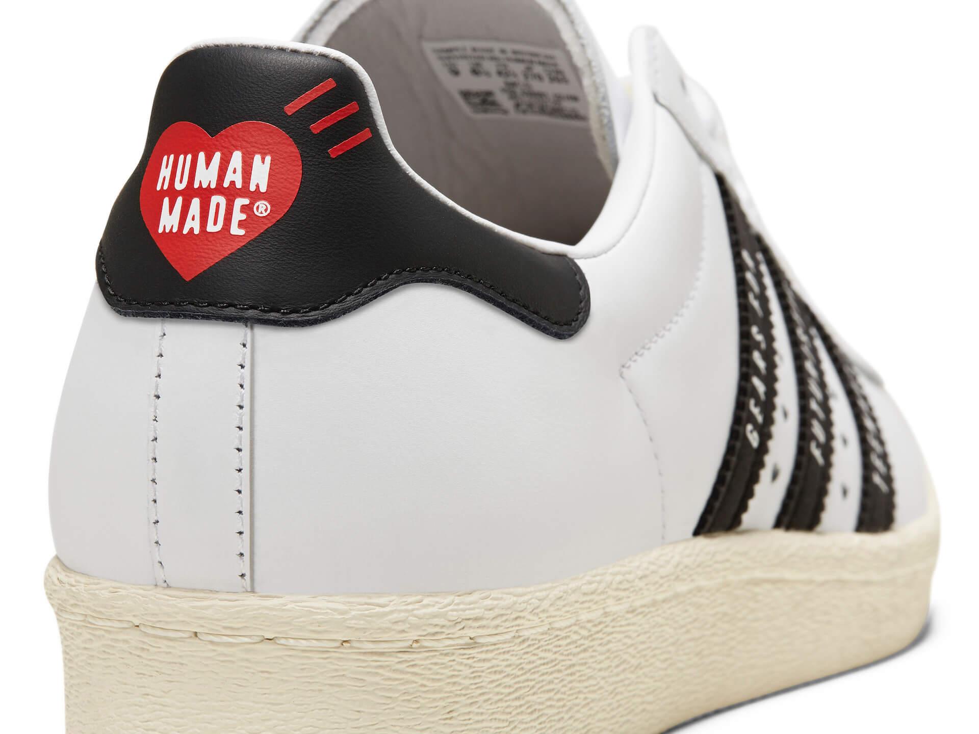 adidas OriginalsとNIGOがコラボ!ハートロゴがあしらわれた『SUPERSTAR』が発売 lf200417_adidashumanmade_07
