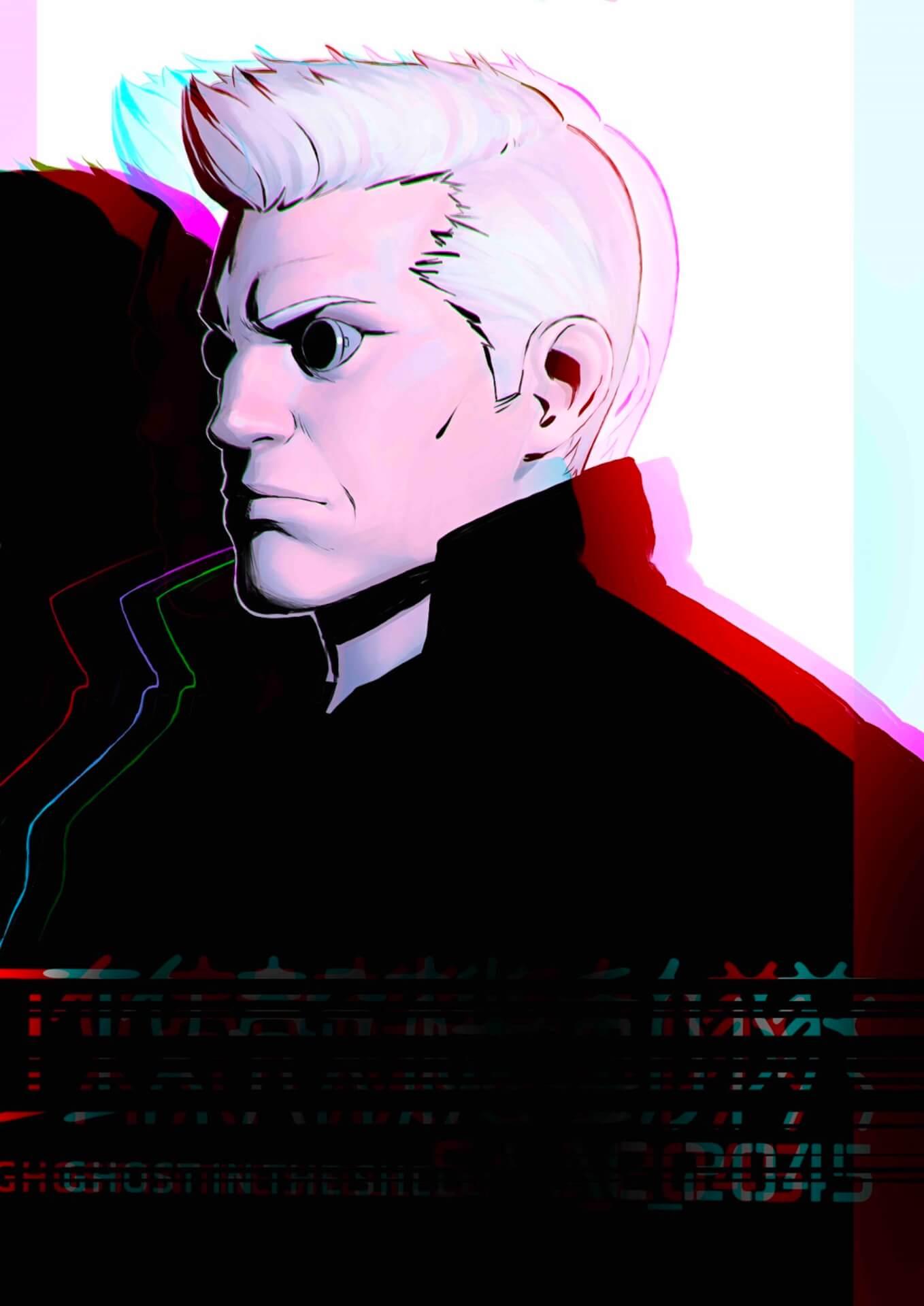 素子、バトー、トグサらの他に謎のキャラクターも...?Netflix『攻殻機動隊 SAC_2045』のキャラクターデザインが一挙解禁! art200418_ghostintheshell_13