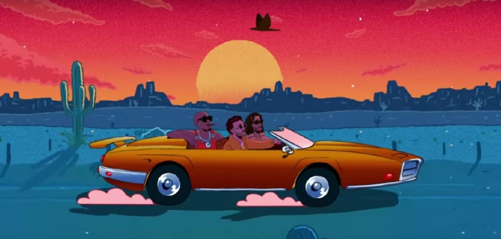 Quarantine Sessionが大好評なTom Misch、Yussef Dayes&Freddie Gibbsとの新曲MVを解禁! music200417_tommisch_yussefdayes_3