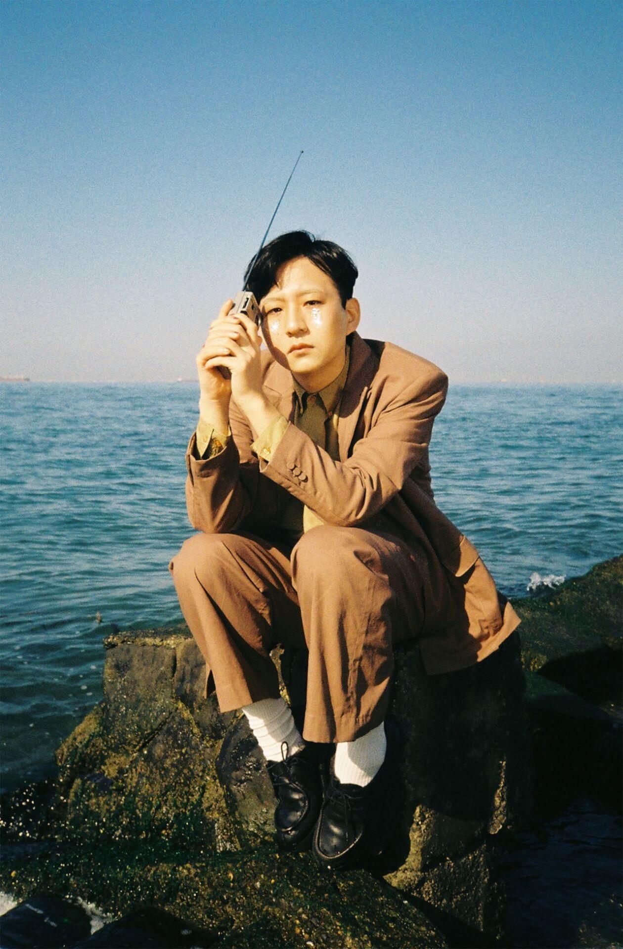 井手健介と母船、石原洋のサウンド・プロデュースによる5年ぶりの新作トレイラーが公開 特設ページには坂本慎太郎らが寄稿 music200419-idekensuke-1