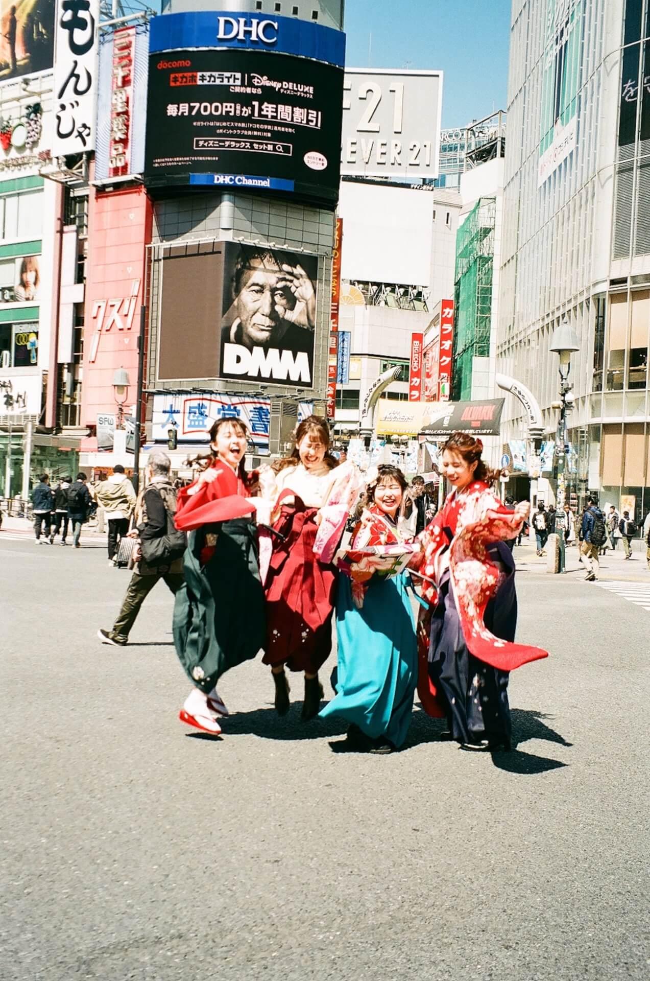 はなむけしゃしん - ぶるじょあ会「渋谷は日本のTOKYO」 art200415_hanamukeshashin5_18