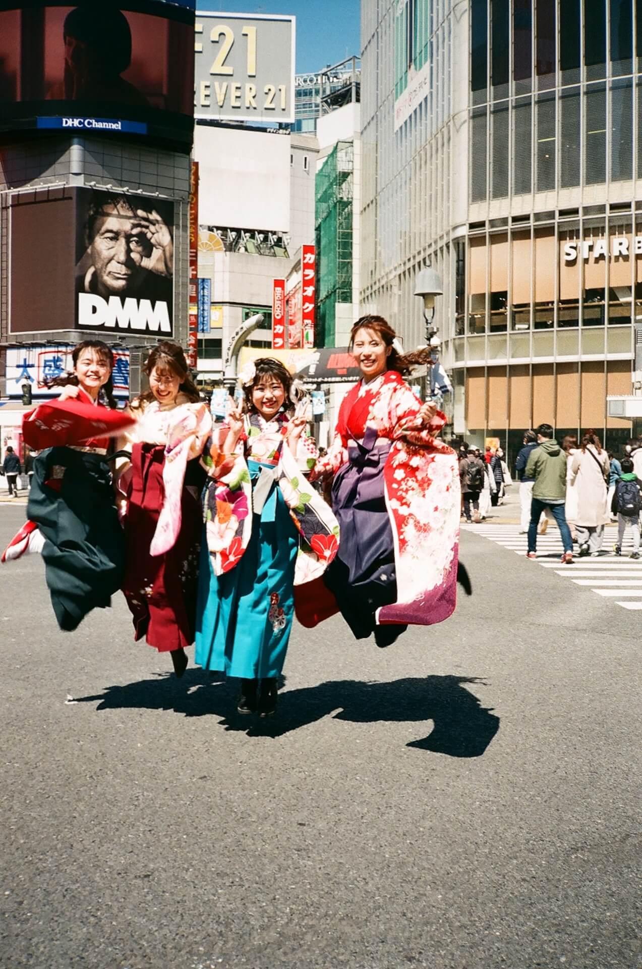 はなむけしゃしん - ぶるじょあ会「渋谷は日本のTOKYO」 art200415_hanamukeshashin5_25