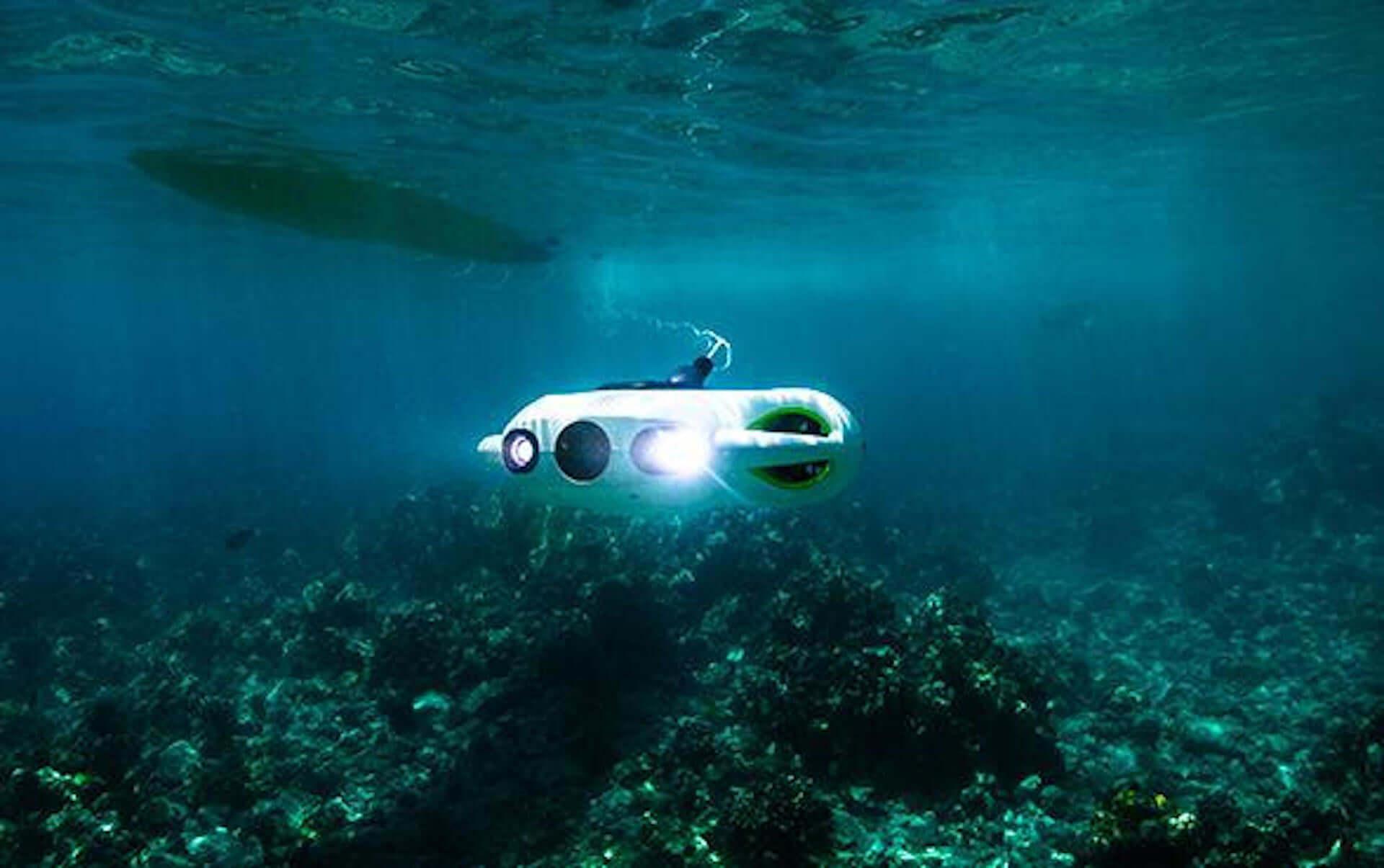 4Kカメラ&130度広角レンズ搭載の水中ドローン『BW Space Pro』がクラウドファンディングにて販売開始! tech200420_youcan_robot_2-1920x1205