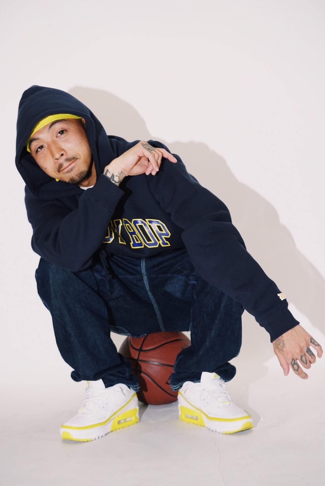 「ラップスタア誕生」初代チャンピオンのDaiaがMIX TAPE『Diddy Bop』をフィジカル化するプロジェクトを開始 music200421-daia-4