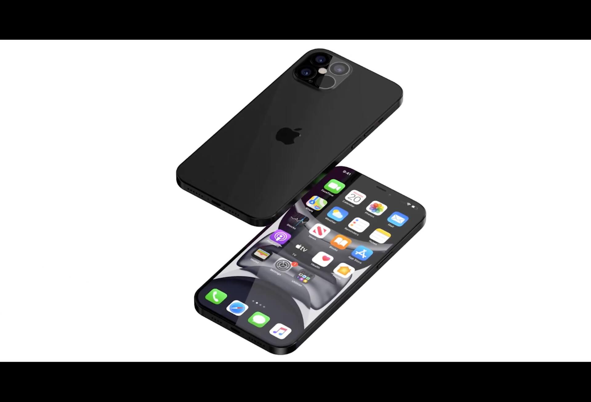 今秋登場のiPhone 12、最新レンダリング画像が公開!Face IDがより進化? tech200421_iphone12_main