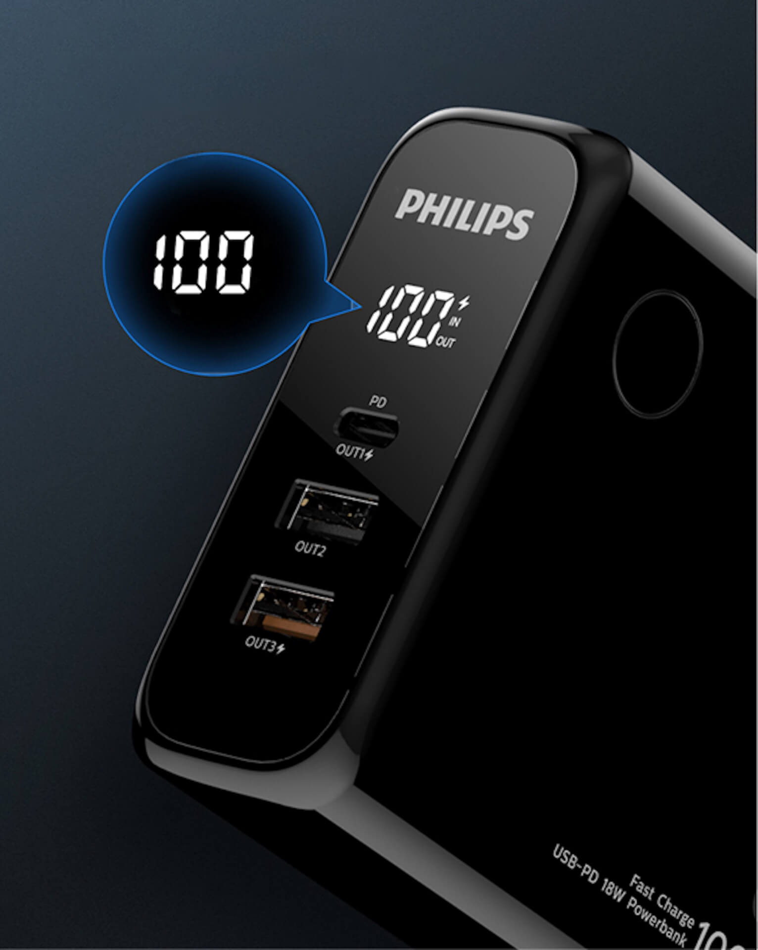 充電器とモバイルバッテリーが1つで完結するアダプターがPHILIPSから登場!クラウドファンディングにて先行販売が開始 tech200422_philips_06