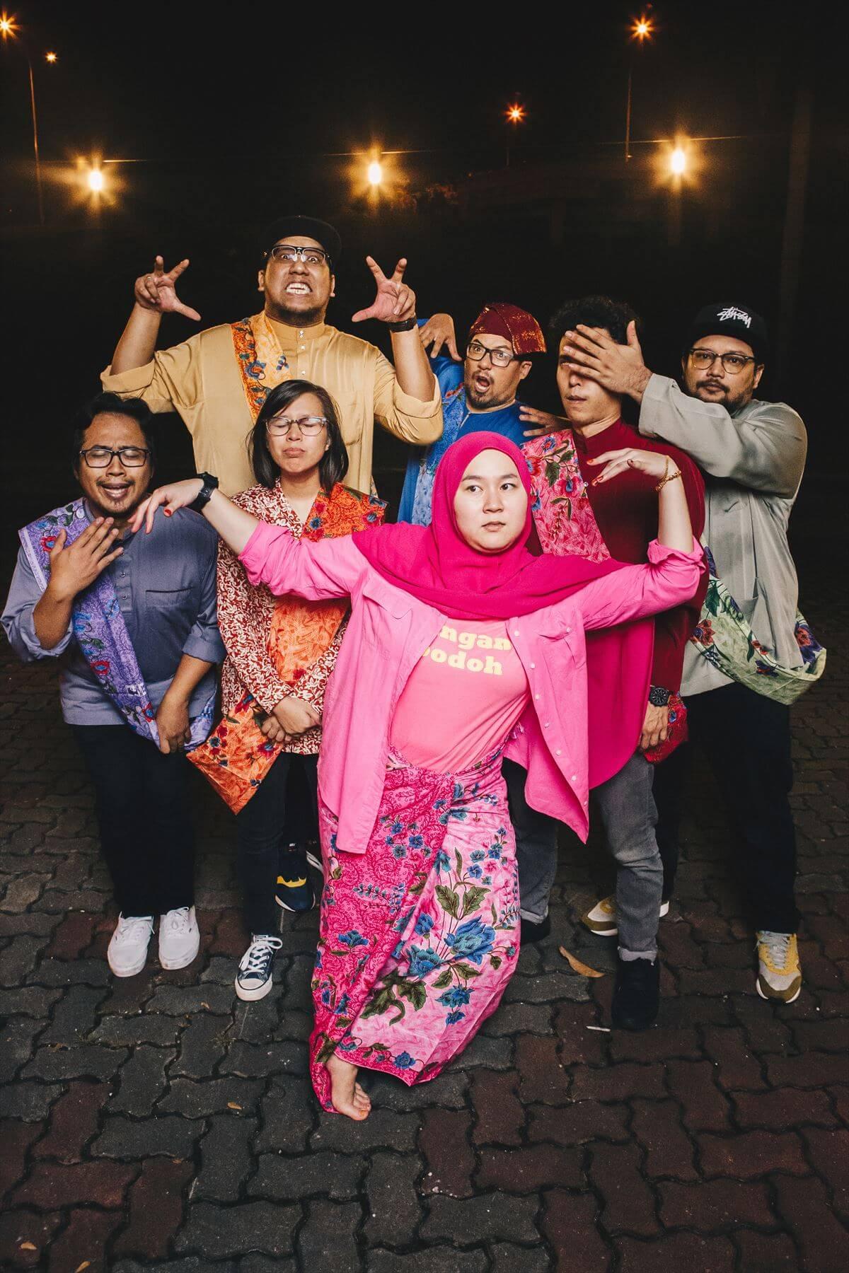 Interview:多国籍国家で、異国文化を自由に選ぶ|マレーシアのトップ・インディーズアーティストThe Venopian Solitude interview200424_venopiansolitude_08