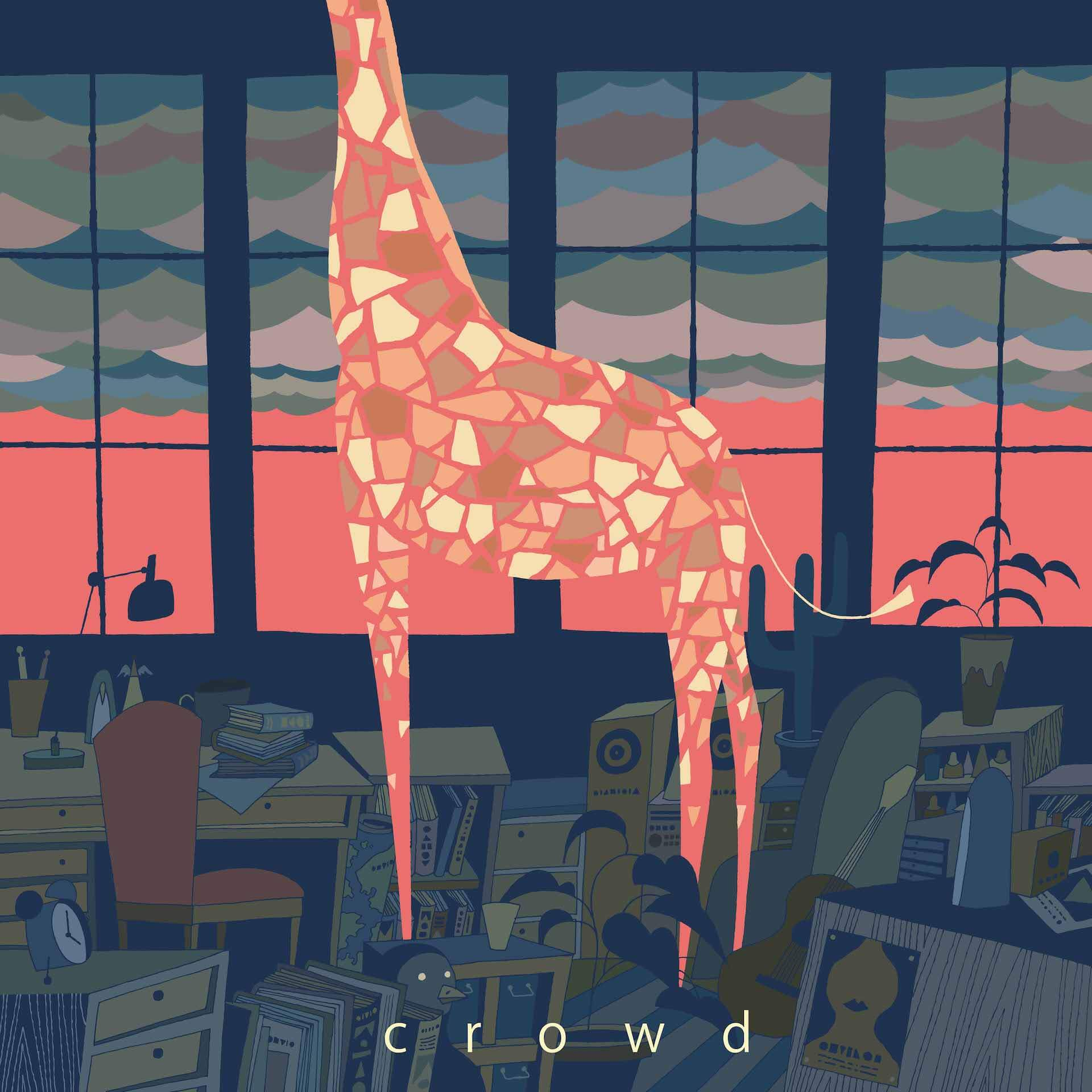 阿佐ヶ谷Rojiが、cero、VIDEOTAPEMUSICなどゆかりのあるアーティストによるコンピレーション・デモ音源集『crowd』をリリース! music200423_roji_main