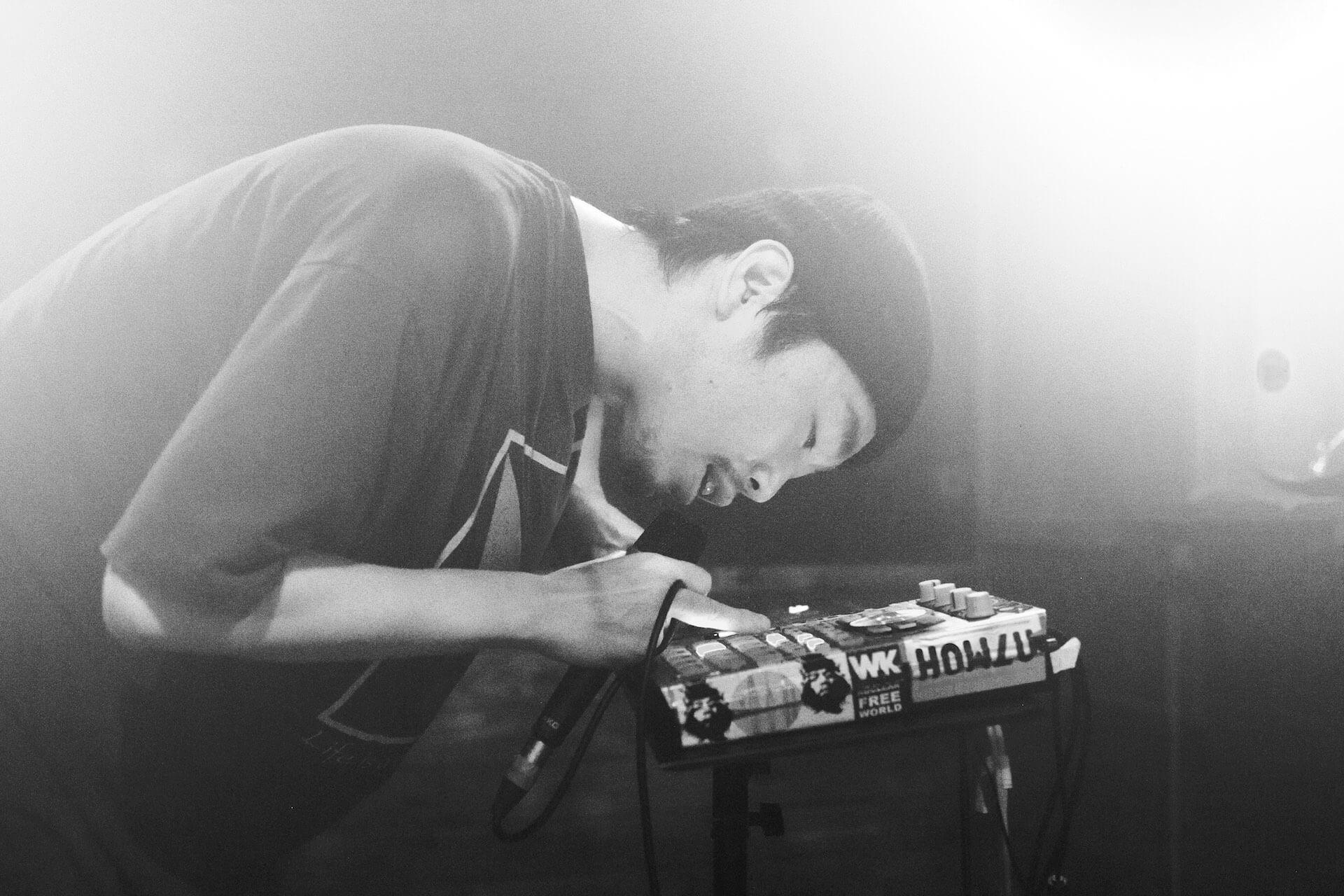 "showmoreやFKDともコラボした田中光がBugseedをプロデューサーに迎えた新曲""kouryou""をデジタルリリース! music200423_tanakahikaru_bugseed_01"