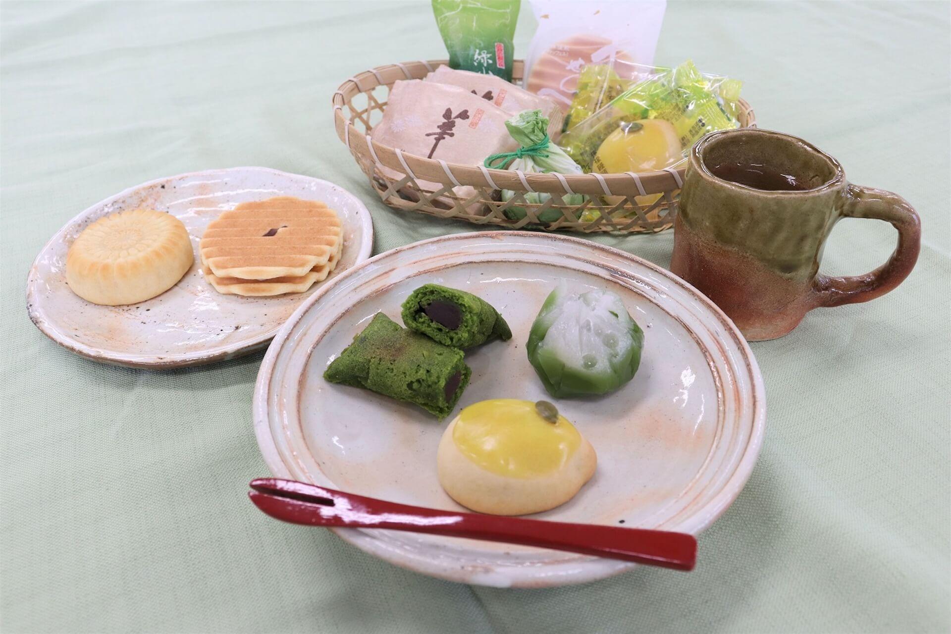 京都の初夏をおうちで楽しもう!鼓月から『初夏の和菓子 お取り寄せセット』がWEB&期間限定で登場 gourmet200423_kogetsu_01