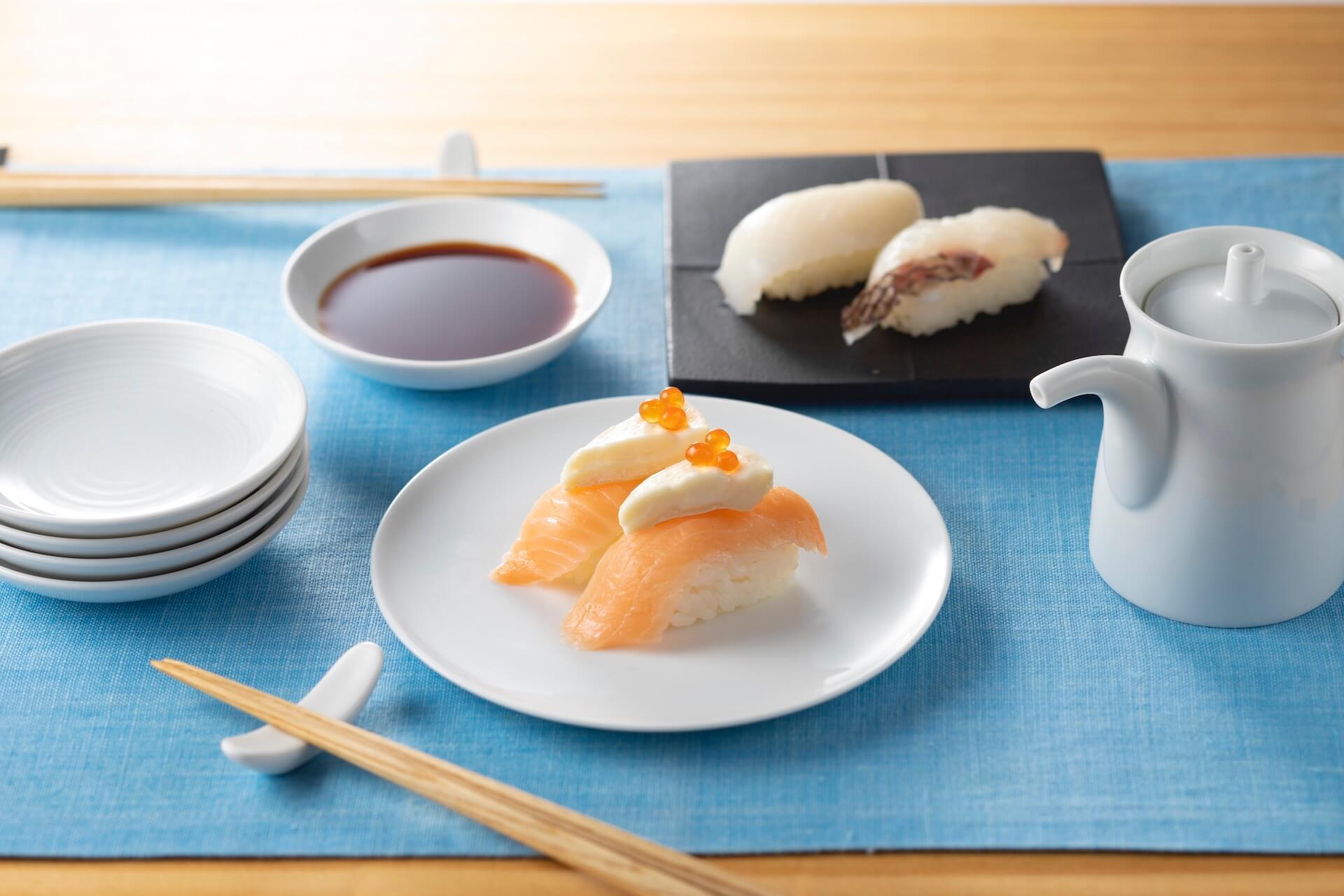 おうちで手作りはま寿司を楽しもう!人気・贅沢ネタ11種としゃり30貫がセットになった「おうちではま寿司セット」が登場 gourmet_200424_hamazushi_04