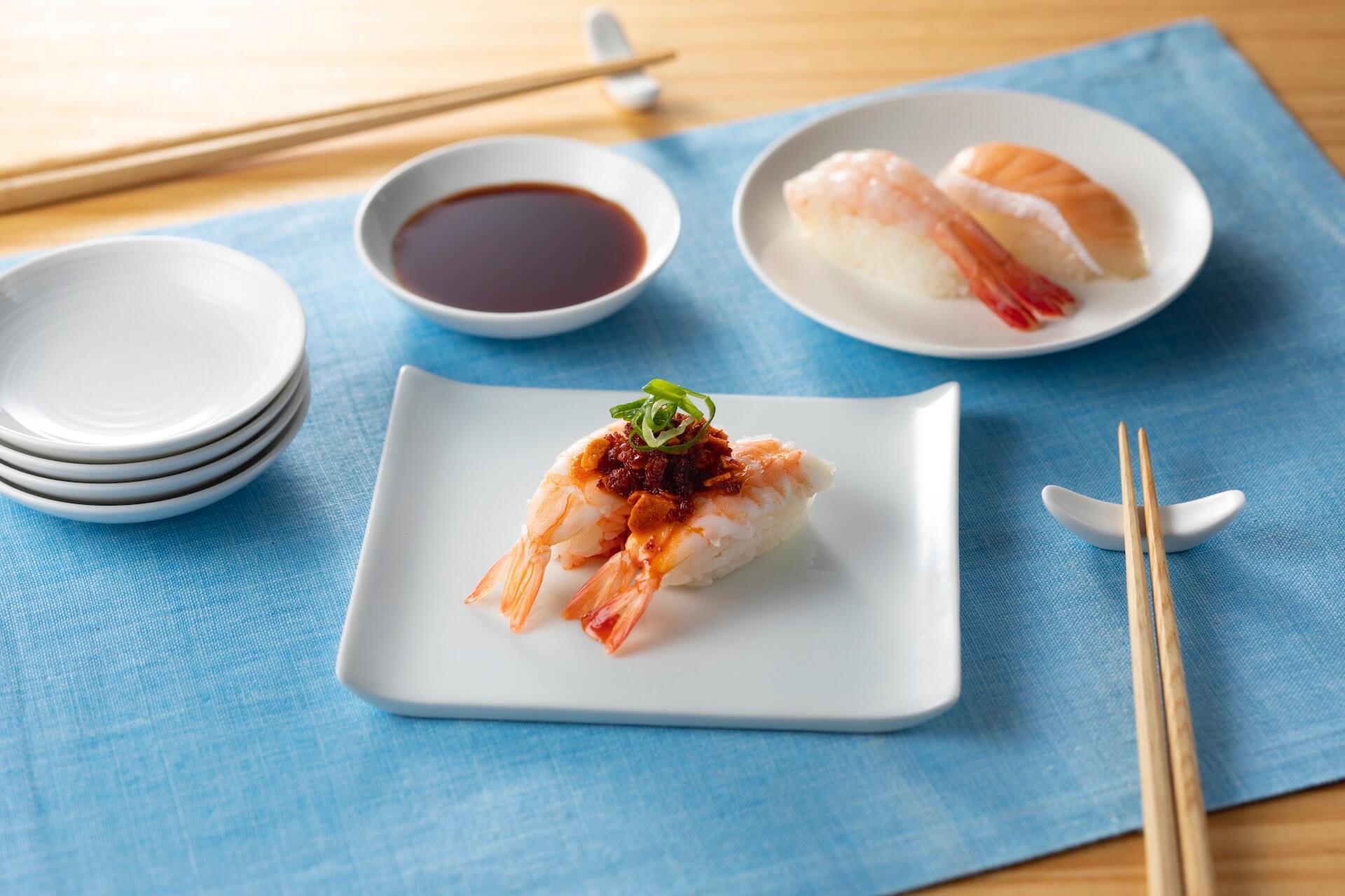 おうちで手作りはま寿司を楽しもう!人気・贅沢ネタ11種としゃり30貫がセットになった「おうちではま寿司セット」が登場 gourmet_200424_hamazushi_07