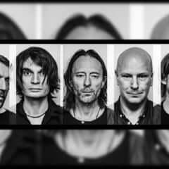 Radiohead ライブ映像