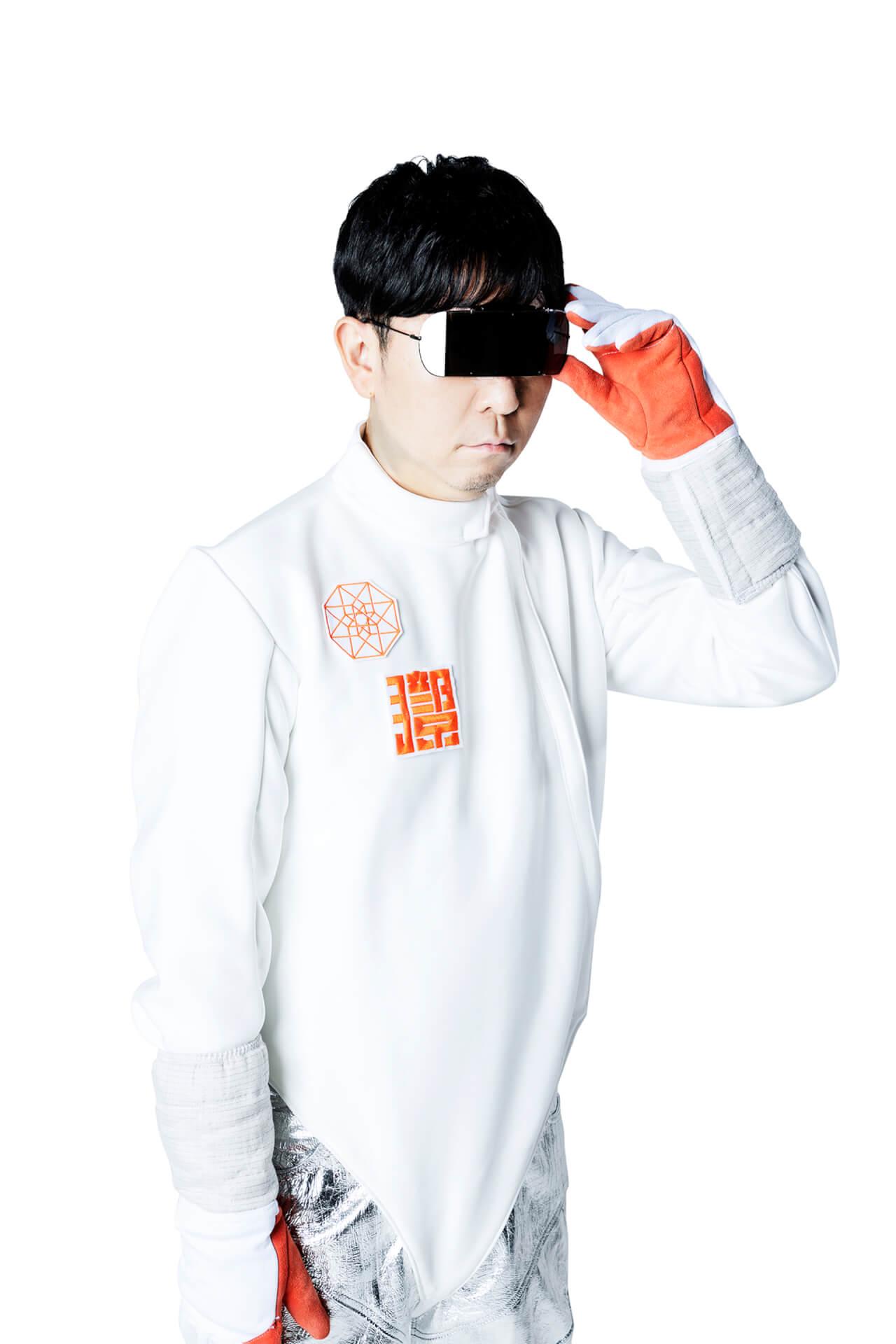 J-WAVE特別番組で m-flo、OKAMOTO'SがNetflix作品を熱く語る!King Gnu常田大希が『攻殻機動隊 SAC_2045』の魅力を紹介するコーナーも art200428_jwave_7