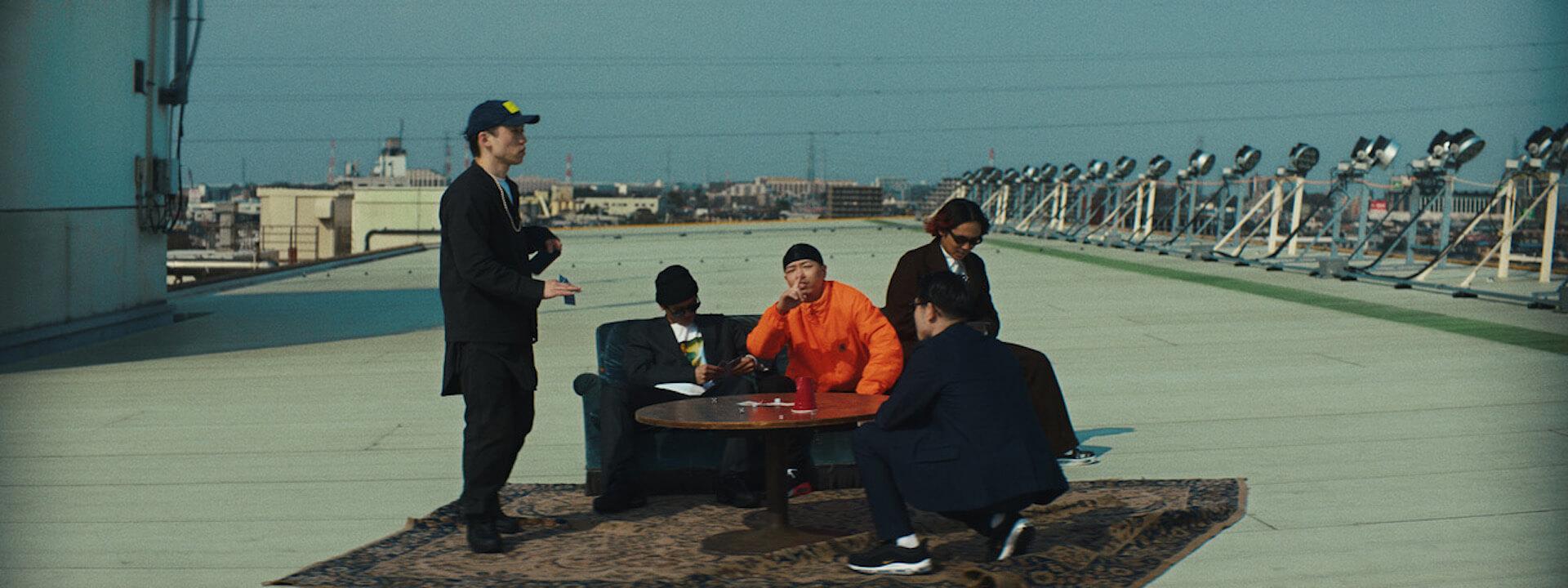 """KANDYTOWN新曲""""PROGRESS""""山田健人が手掛けるMVが公開!縁のある人々がカメオ出演 music200331_progressmv_04"""