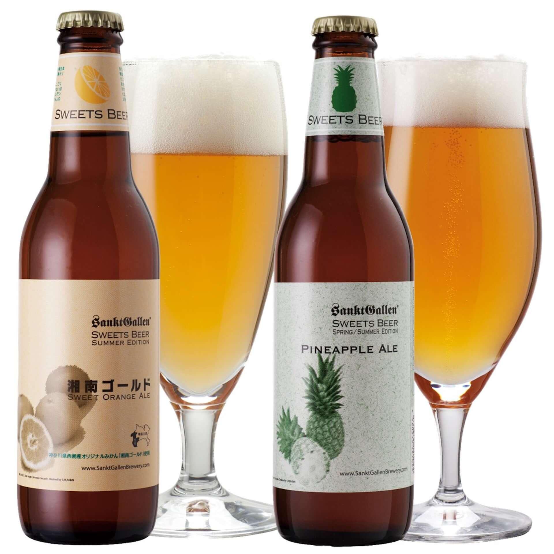 フルーツビールやクラフトビールが最大15%割引に!サンクトガーレンによる宅飲み応援キャンペーンが5月末まで延長決定 gourmet200507_sanktgallen_2-1920x1920