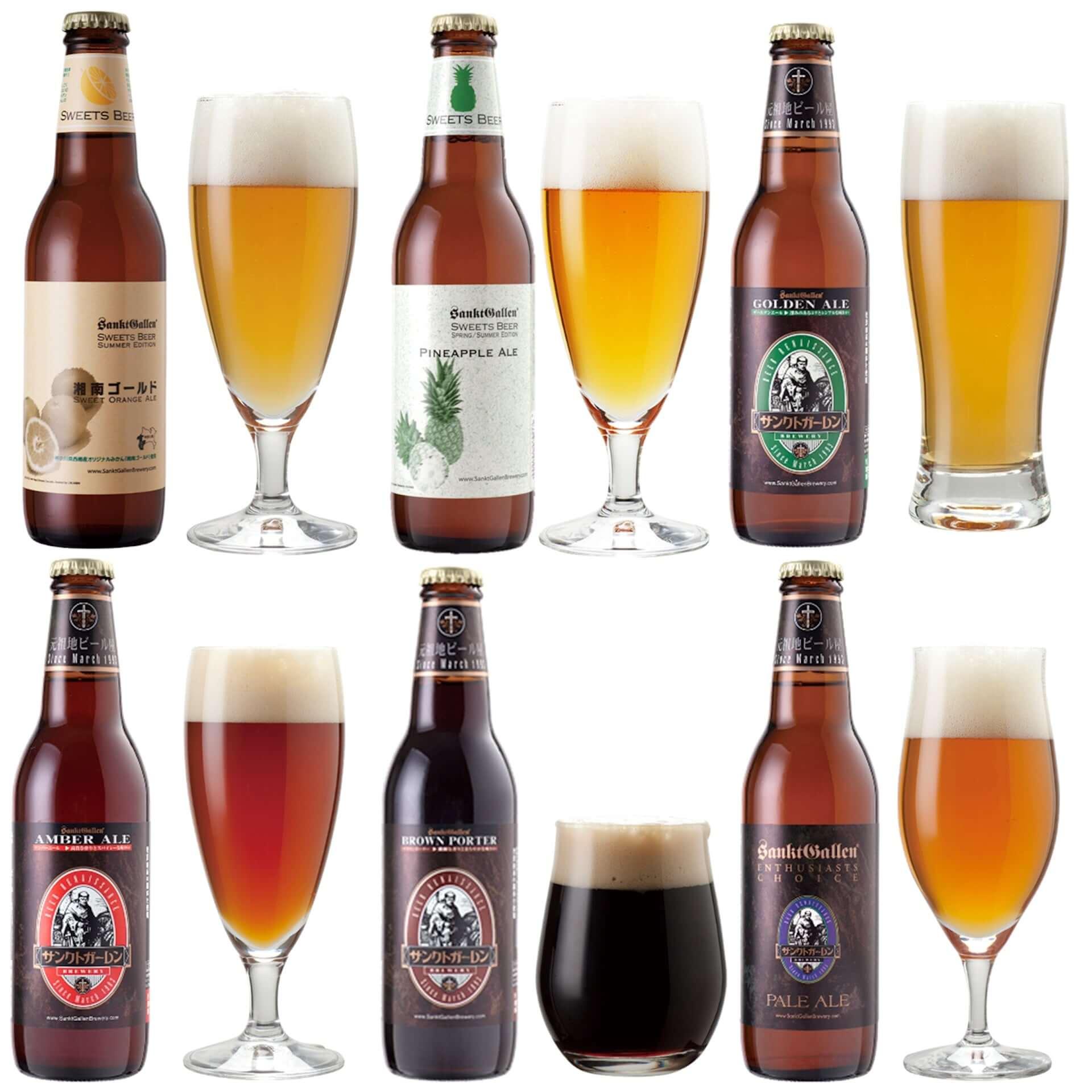 フルーツビールやクラフトビールが最大15%割引に!サンクトガーレンによる宅飲み応援キャンペーンが5月末まで延長決定 gourmet200507_sanktgallen_8-1920x1920