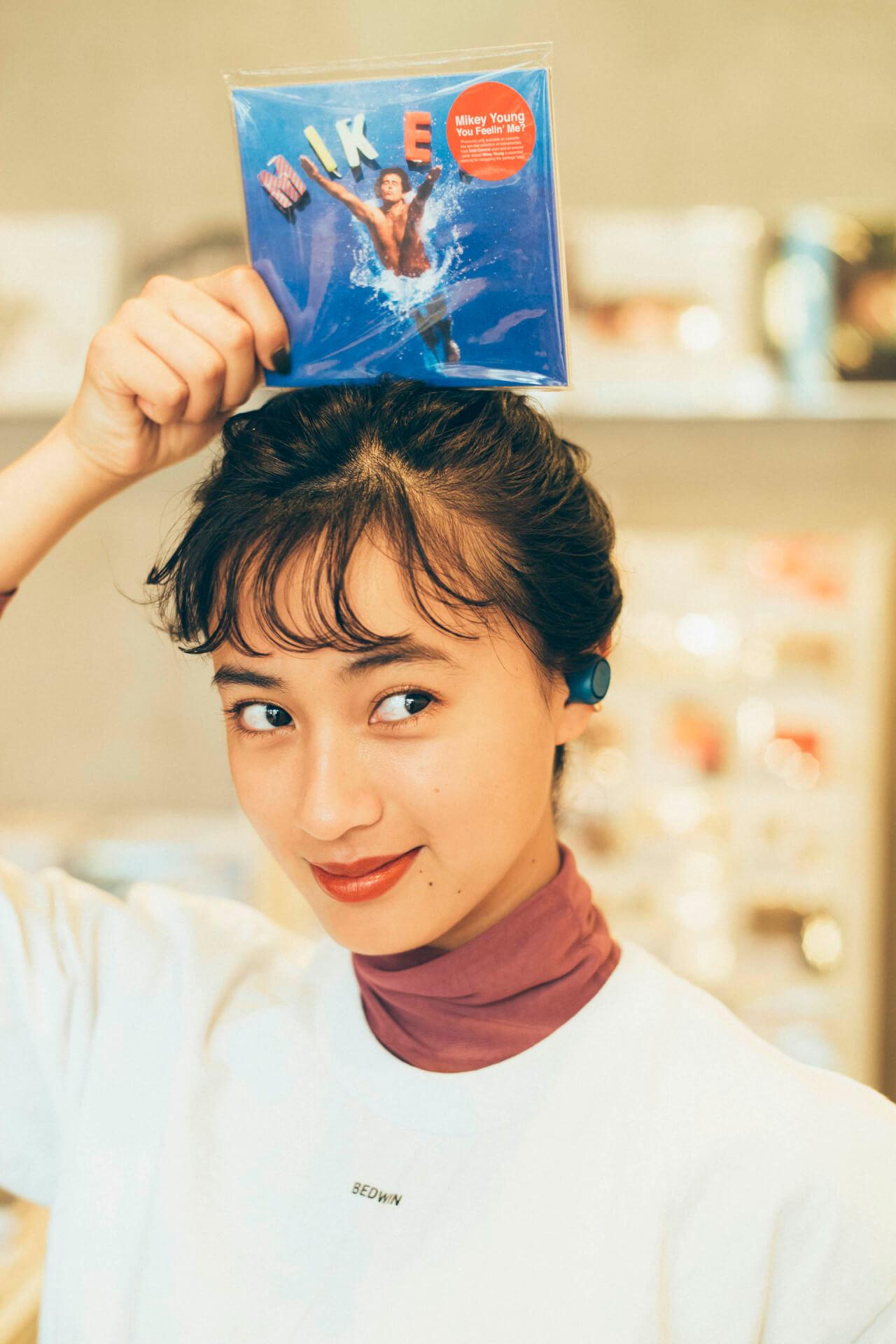 雑誌JELLY、TGCで活躍するモデル玖瑠実があいみょん、スダンナユズユリーら女性アーティストを中心にセレクトしたプレイリストを公開! tech200507_kurumi_at_5
