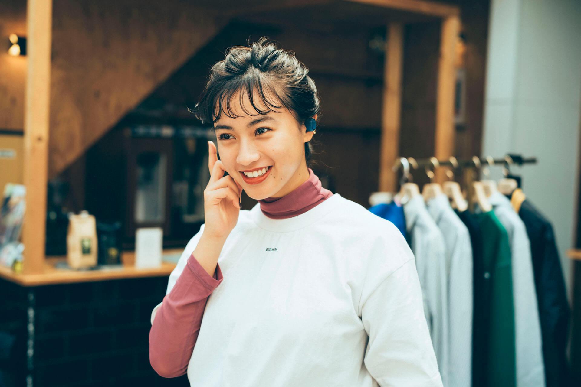 雑誌JELLY、TGCで活躍するモデル玖瑠実があいみょん、スダンナユズユリーら女性アーティストを中心にセレクトしたプレイリストを公開! tech200507_kurumi_at_3