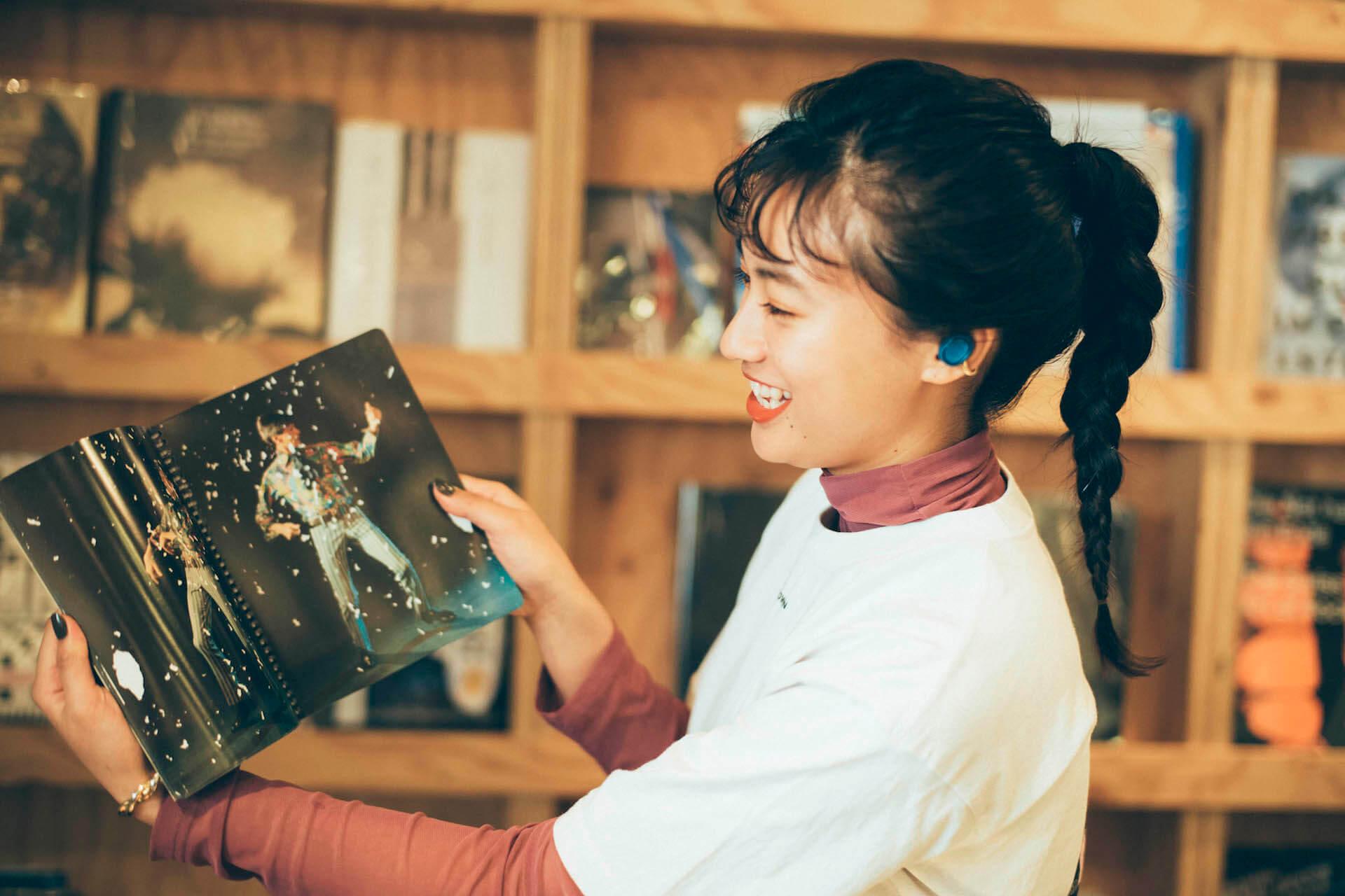 雑誌JELLY、TGCで活躍するモデル玖瑠実があいみょん、スダンナユズユリーら女性アーティストを中心にセレクトしたプレイリストを公開! tech200507_kurumi_at_1