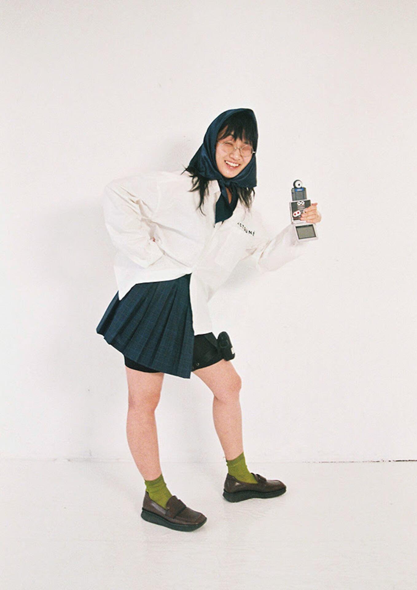 Yaejiが先着1000名限定オンラインパーティーをClub Quarantineにて開催!本人のInstagramにて詳細発表 music200508_yaeji_01