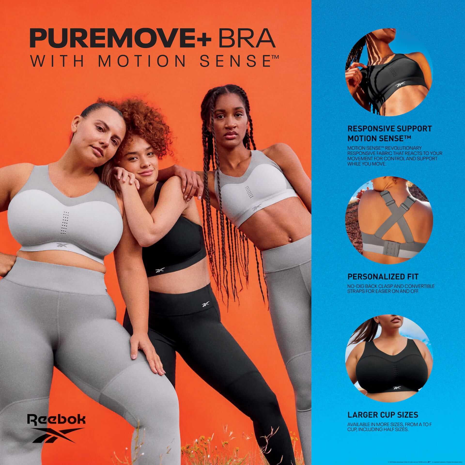 TIME誌ほか海外で賞を受賞したリーボック「PureMove Braシリーズ」新作ブラ・タイツでおうちトレーニングを楽しもう! lf200511_reebok_puremove_01