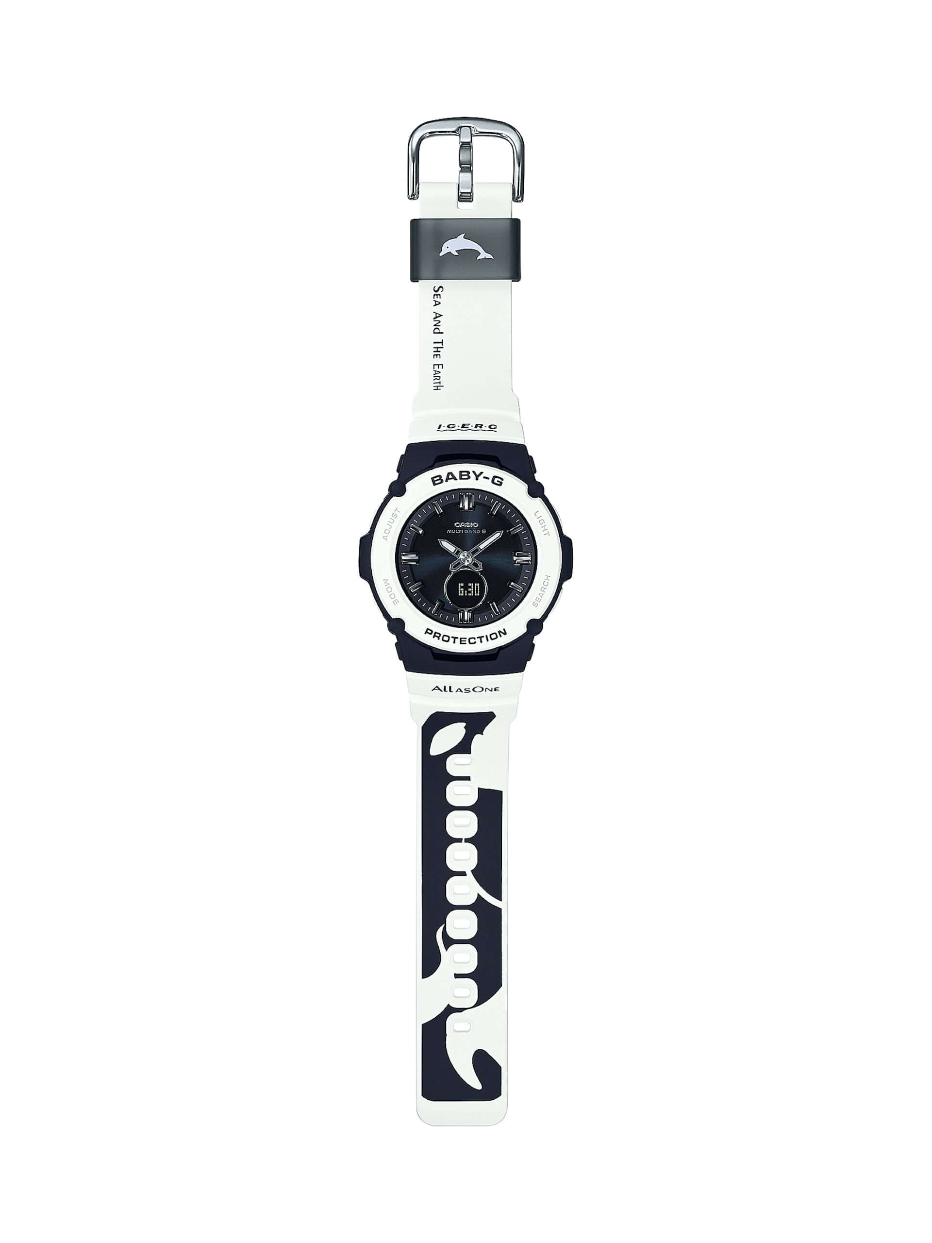 """CASIO「G-SHOCK」「BABY-G」に""""シャチ""""をモチーフにしたニューデザインが登場!アイサーチ・ジャパンとのコラボモデル新作が発売決定 tech200511_casio_watch_5-1920x2560"""