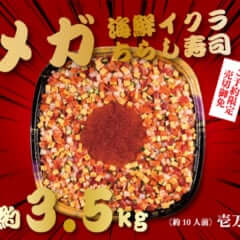 かっぱ寿司 メガ海鮮