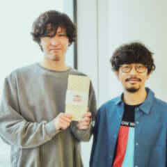 アップルビネガー 受賞者対談