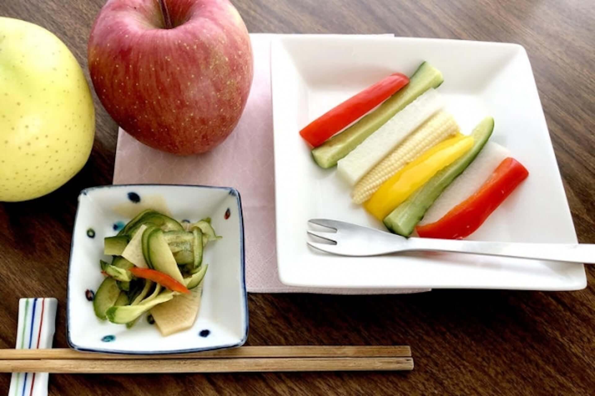 100%りんごジュースで作る超簡単&写真映えレシピ3選|Instagramでも話題沸騰中の「#おうちカフェ」を贅沢に gourmet200514_ouchi_cafe_1-1920x1279
