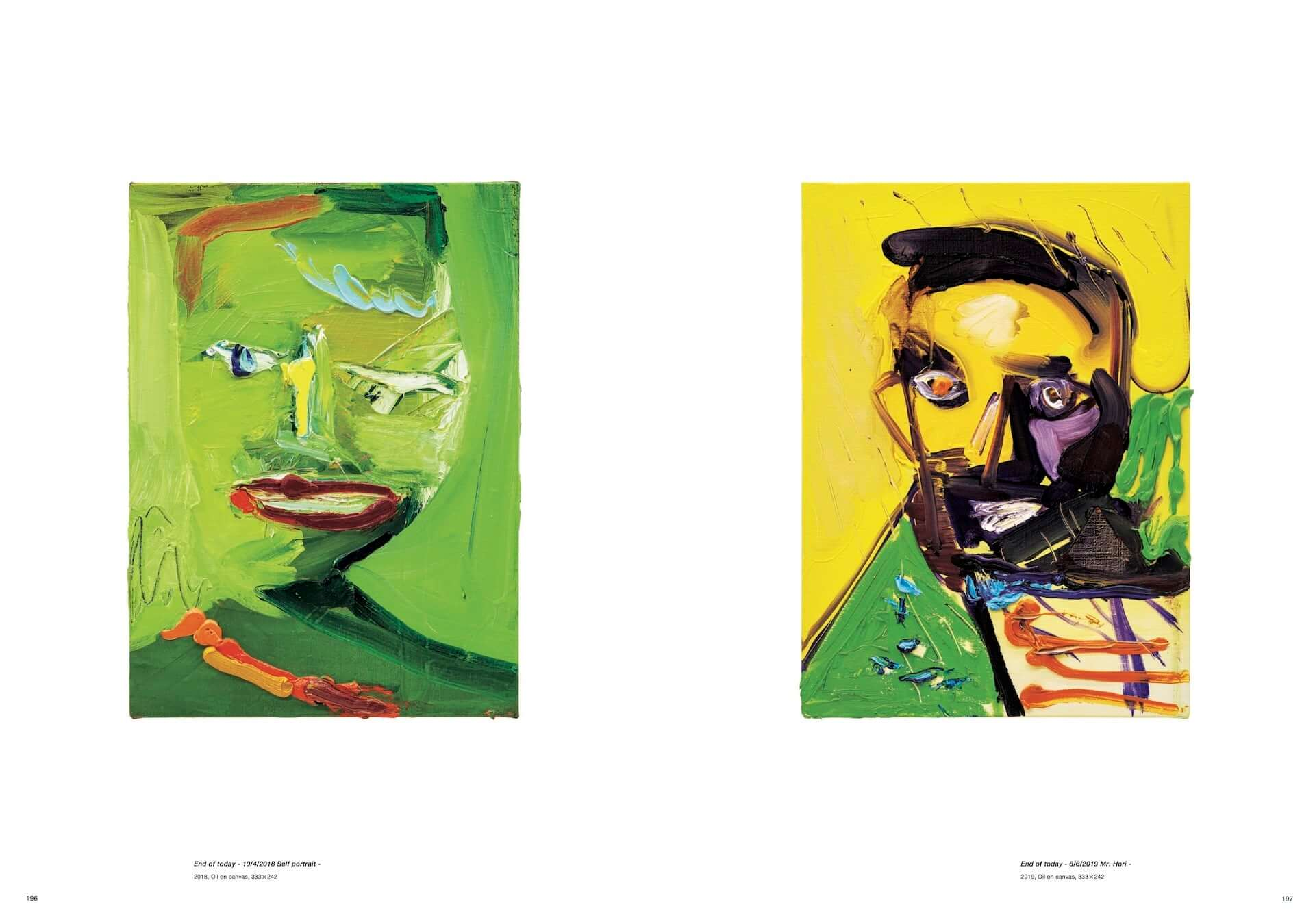 アンディ・ウォーホルの肖像画などを描く井田幸昌の作品集が美術出版社より刊行決定|井田「生きて出会う事象を残したい」 art200514_crystallization_5-1920x1350