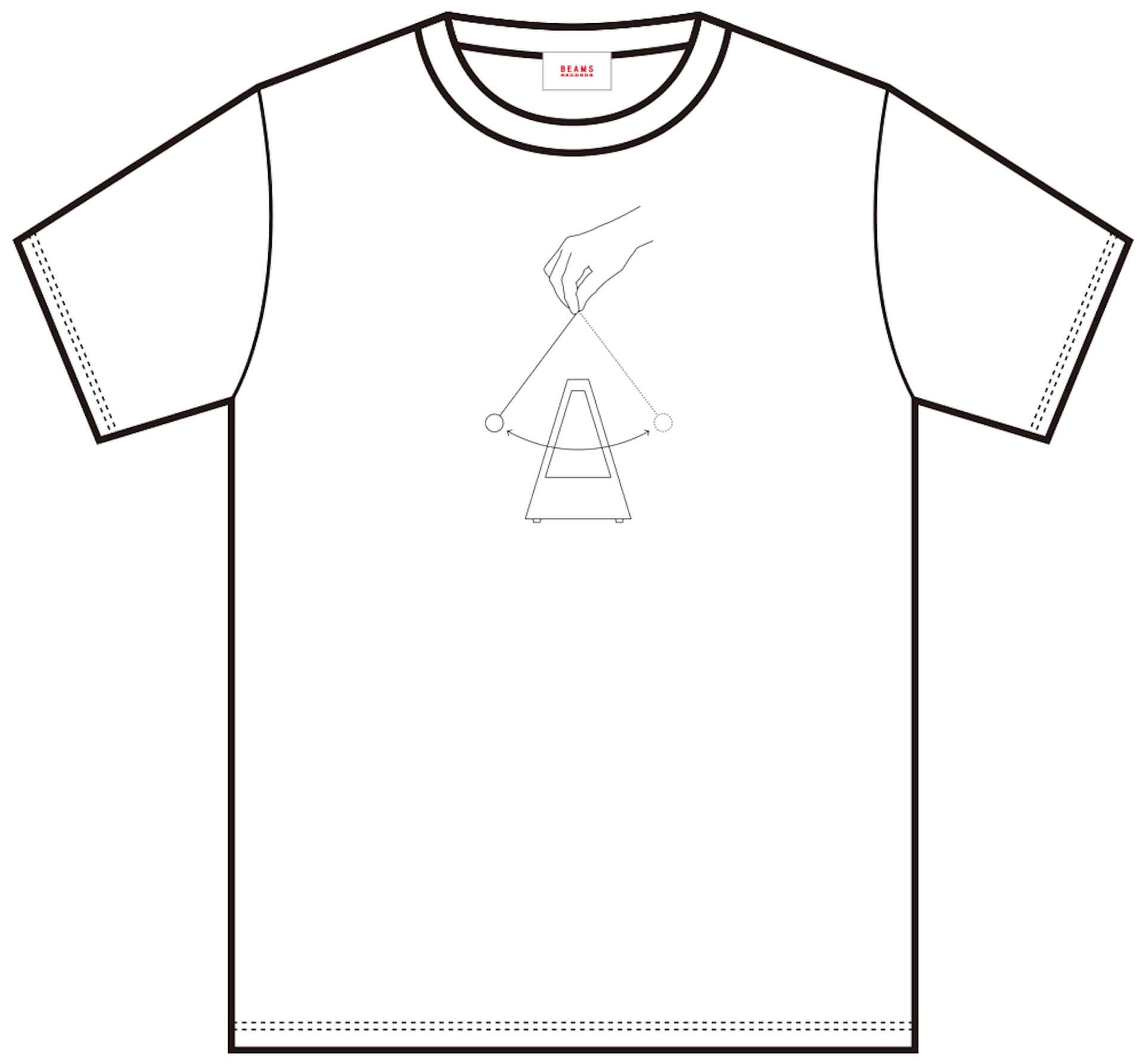 J-WAVE「#音楽を止めるな」BEAMS RECORDS協力のもと、ライブハウスを支援するオリジナルTシャツが受注販売開始! lf200515_jwave_beamsrecords_tshirts_06