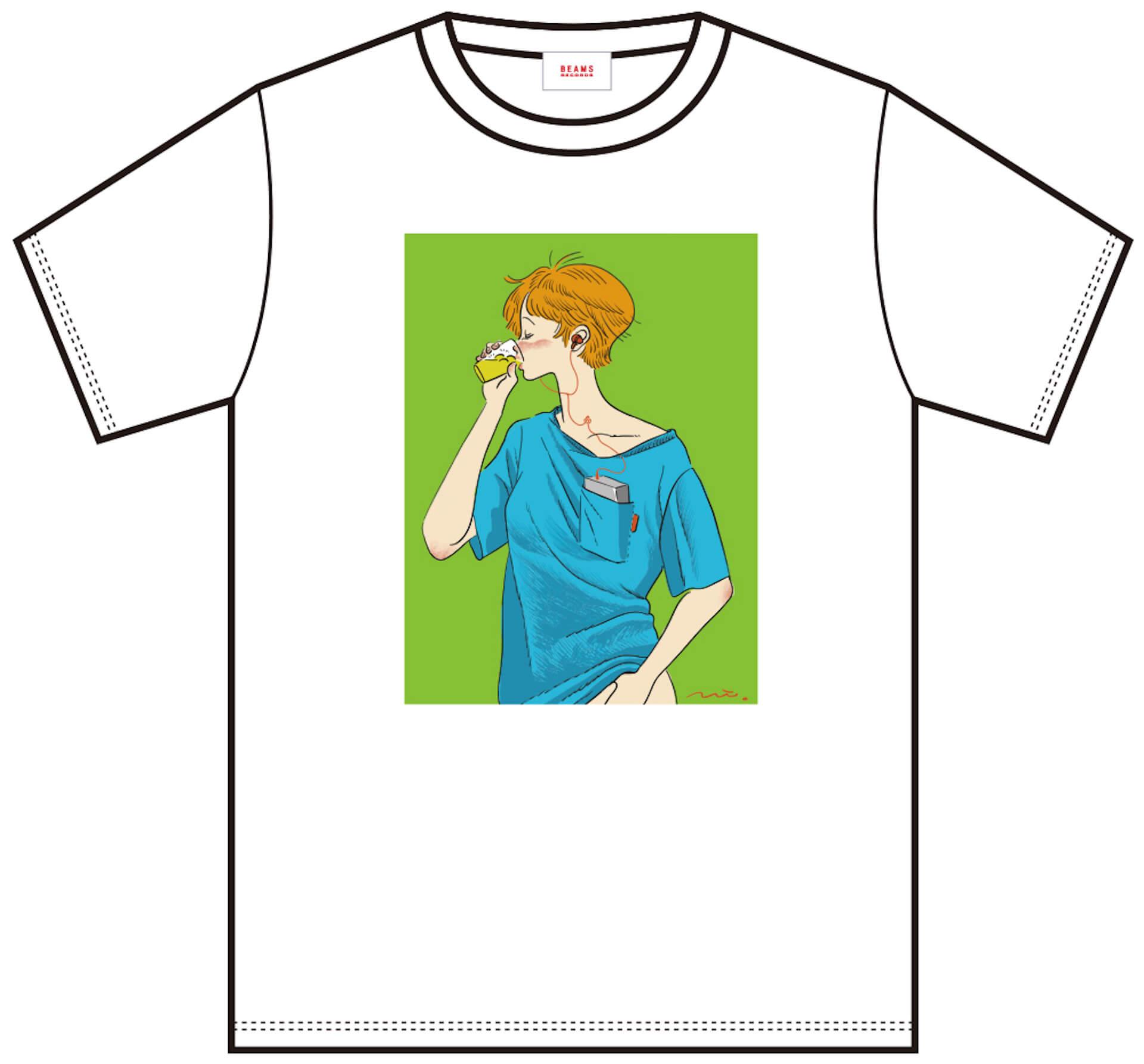 J-WAVE「#音楽を止めるな」BEAMS RECORDS協力のもと、ライブハウスを支援するオリジナルTシャツが受注販売開始! lf200515_jwave_beamsrecords_tshirts_08