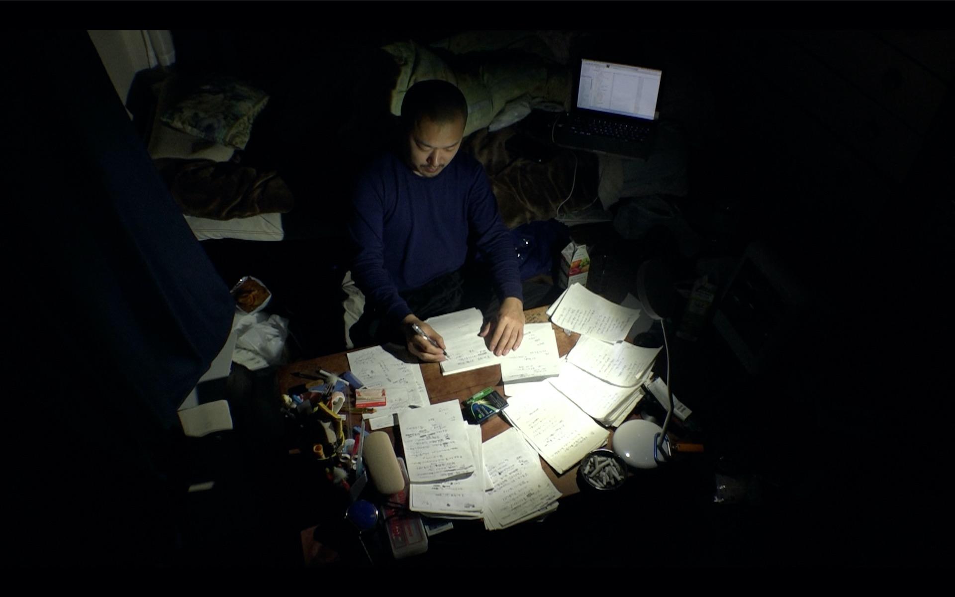 小林勝行2ndアルバム発表までに密着したドキュメンタリー『寛解の連続』が上映延期も、本来の上映期間に有料配信決定! film200518_hiphop_documentary_03