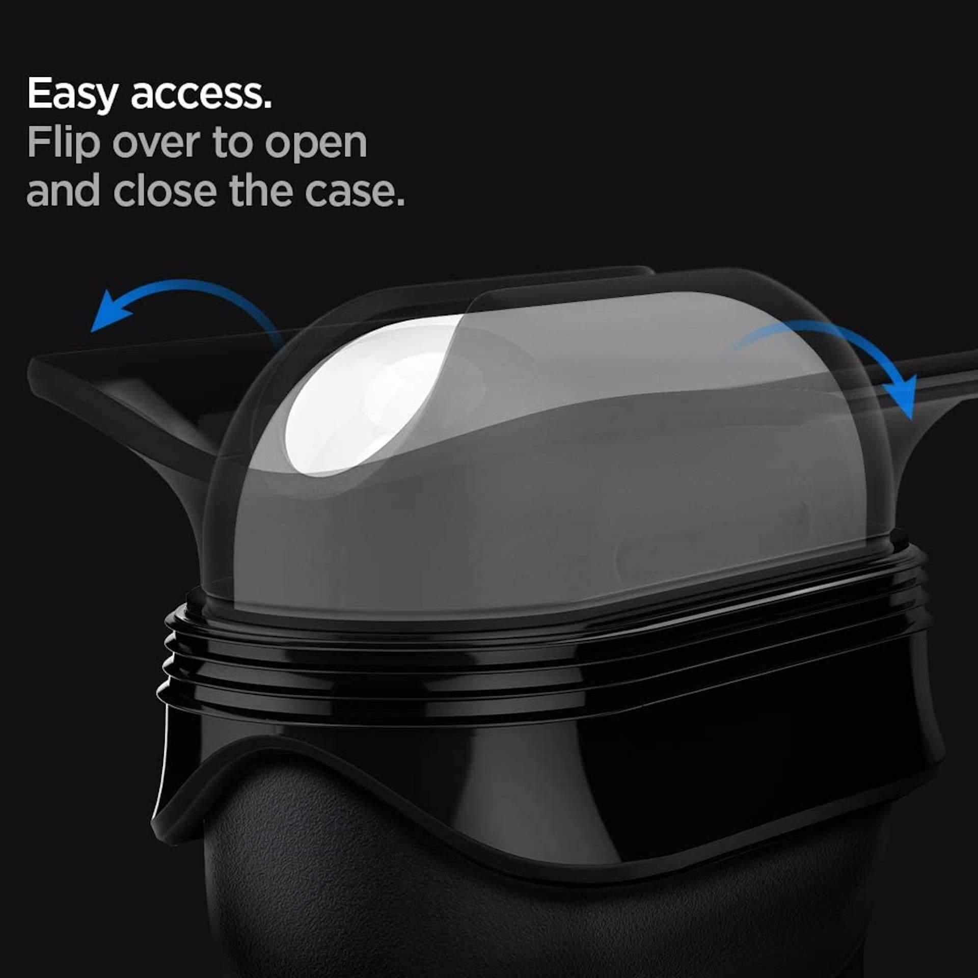 AirPods Proを水没から守る!最大1mまで防水するケース「スリム・アーマー IP」がSpigenから登場 tech200519_airpodspro_case_5
