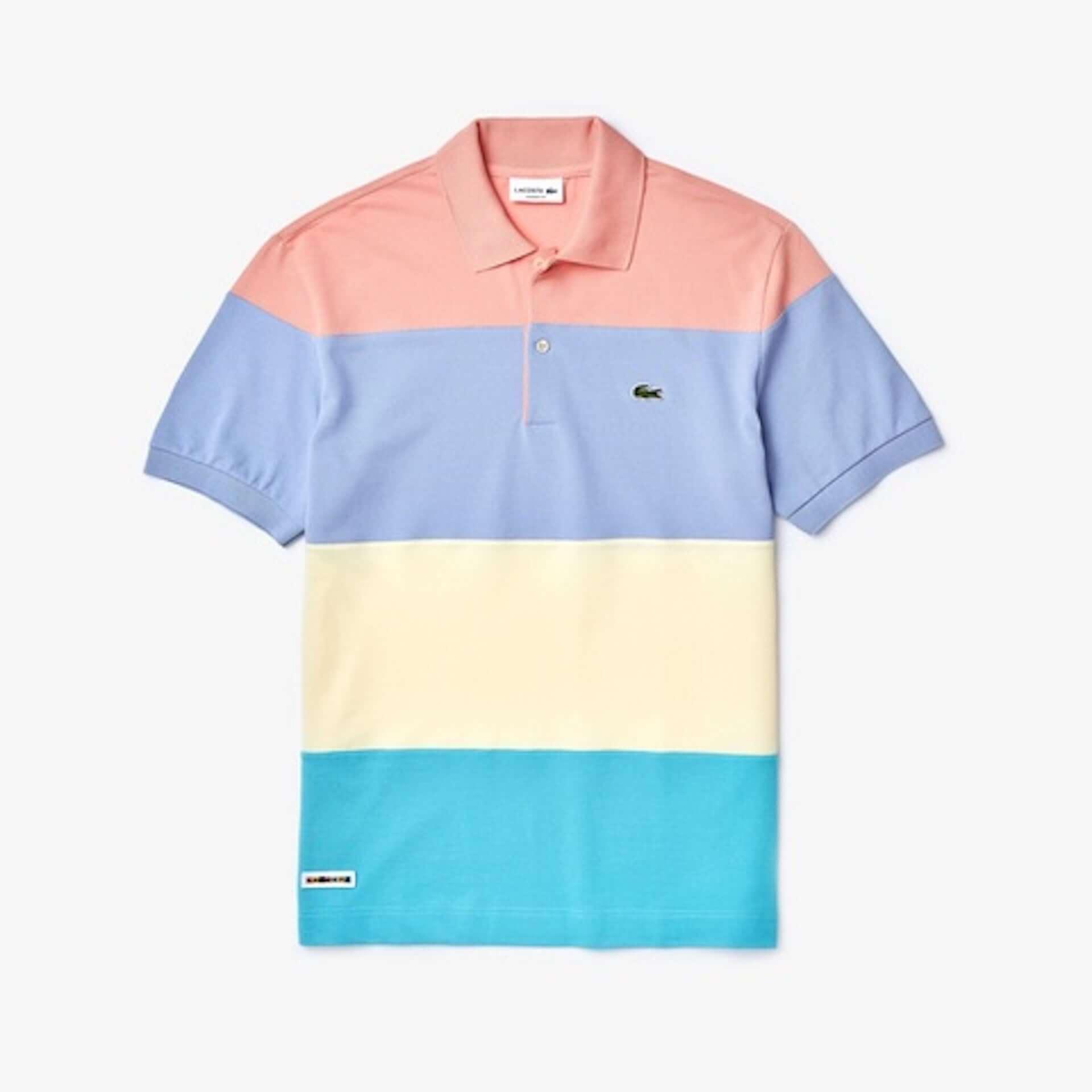 ラコステから春夏シーズンカラーの新作ポロシャツが登場!定番のワニロゴポロシャツやポロドレスも lf200519_lacoste_03-1920x1920