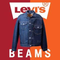 BEAMS×LEVI'S(R)