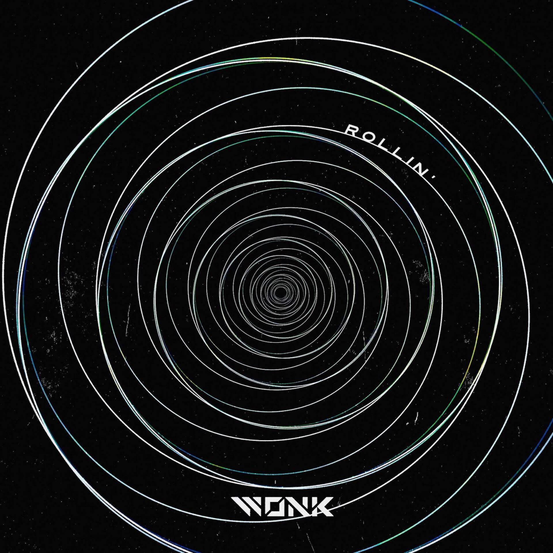 """WONKニューアルバム『EYES』より""""Rollin'""""が先行配信決定!予約限定生産のART BOOKにも注目 music200520_wonk_2"""