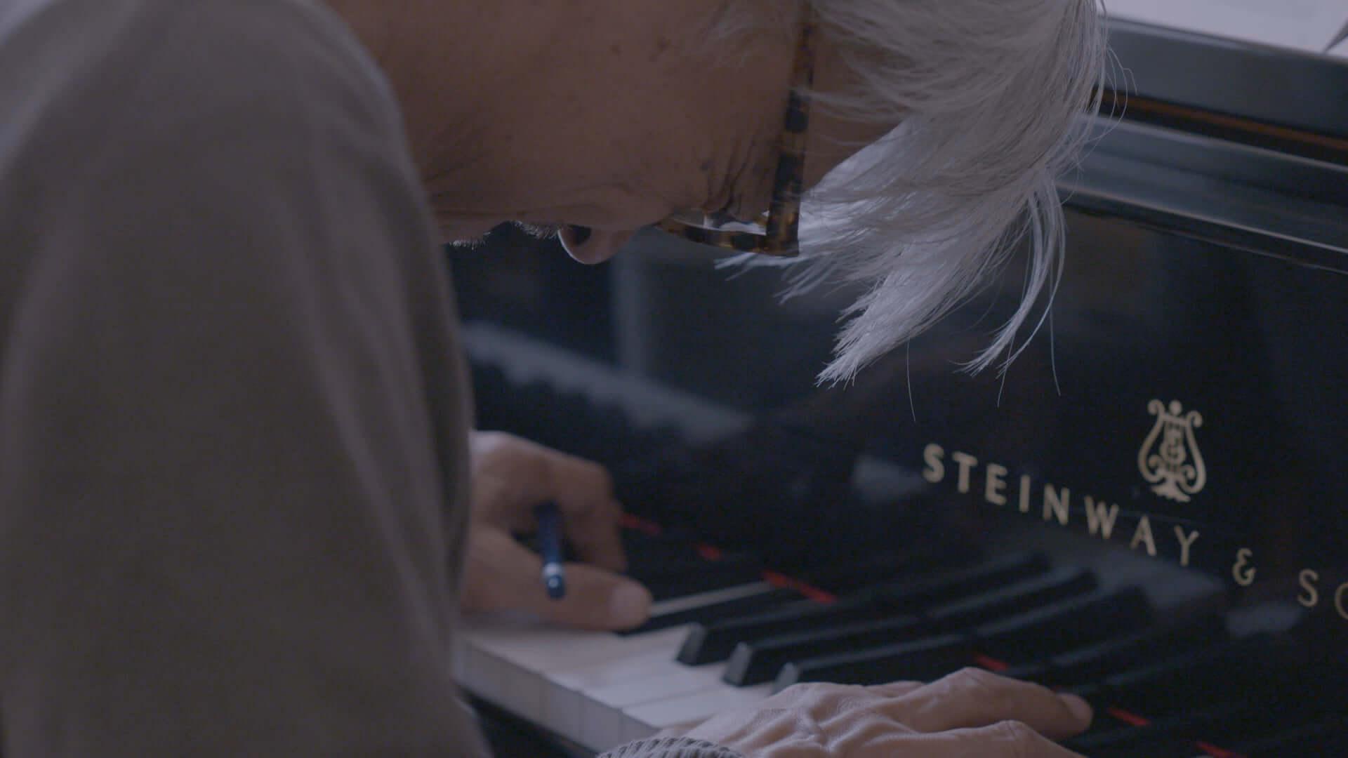 坂本龍一のドキュメンタリー映画『Ryuichi Sakamoto: CODA』がYouTubeにて期間限定で無料配信決定! film200520_ryuichisakamoto_coda_2-1920x1080