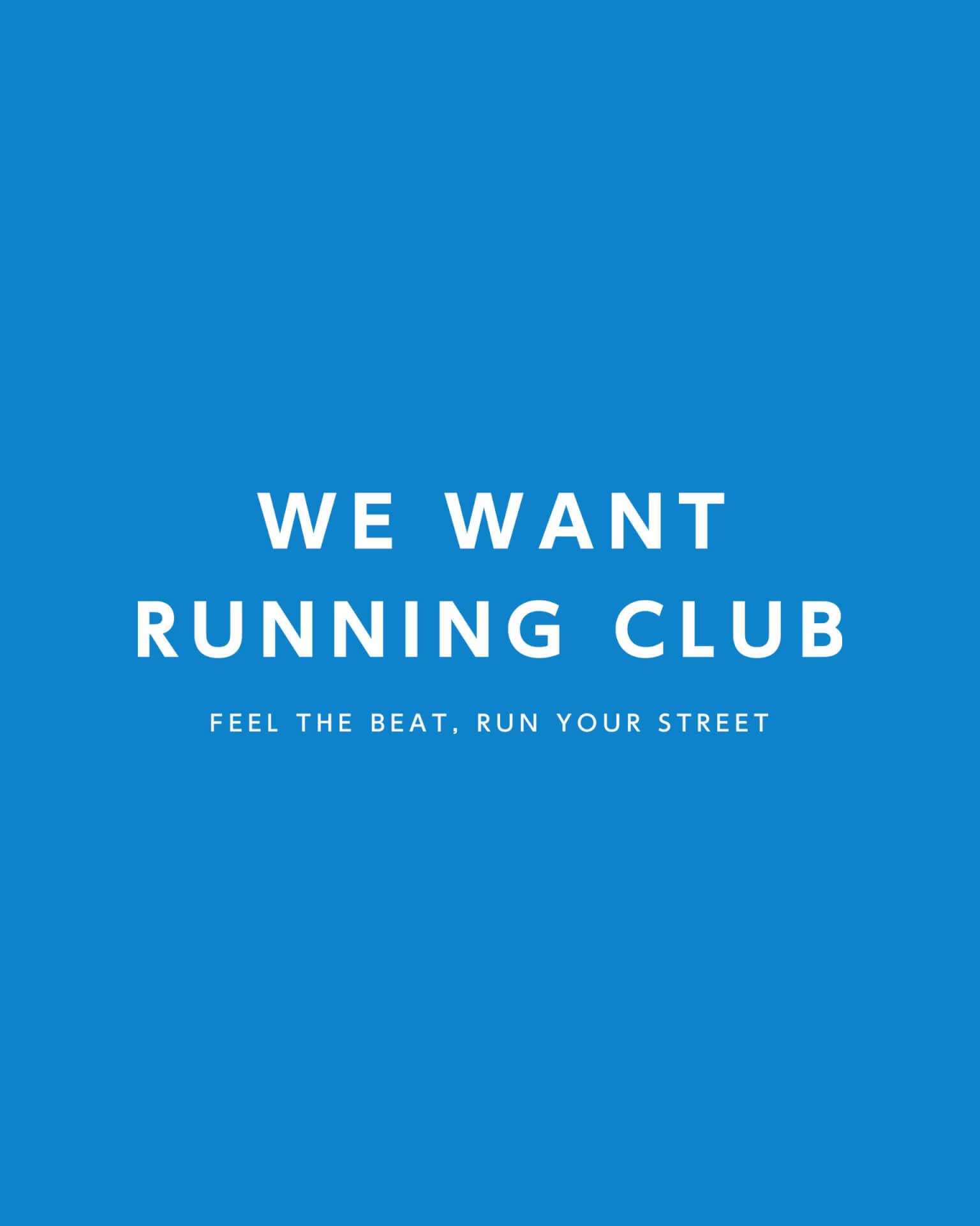 ランニング中に満喫できるMIXが聴けるオンライン・ソーシャルクラブ<WE WANT RUNNING CLUB>が誕生! music200520_wewantrunning_3