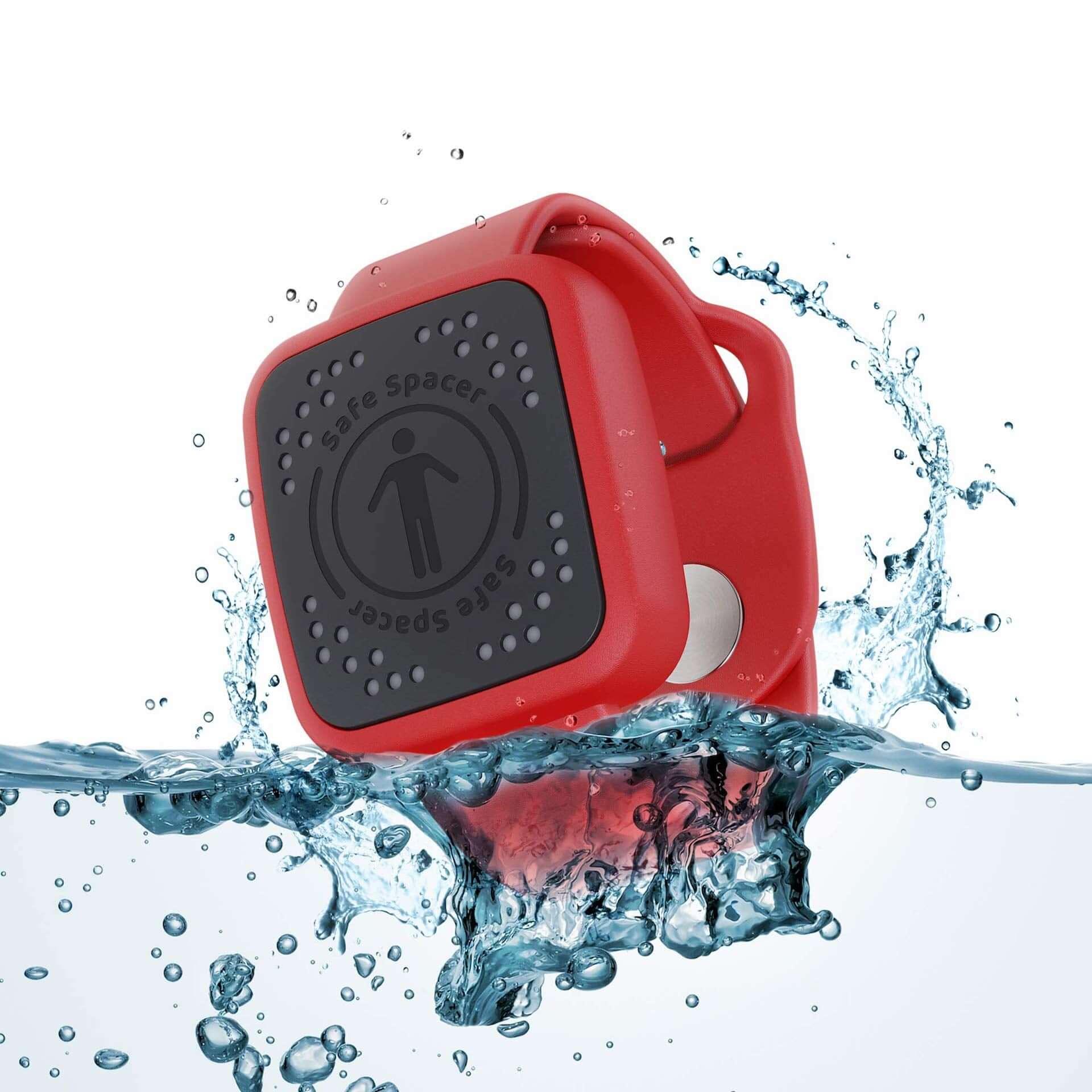 ソーシャル・ディスタンスを維持できるウェアラブル・デバイス『Safe Spacer(TM)』が発表! tech200521_wearablemonitor_08-1920x1920