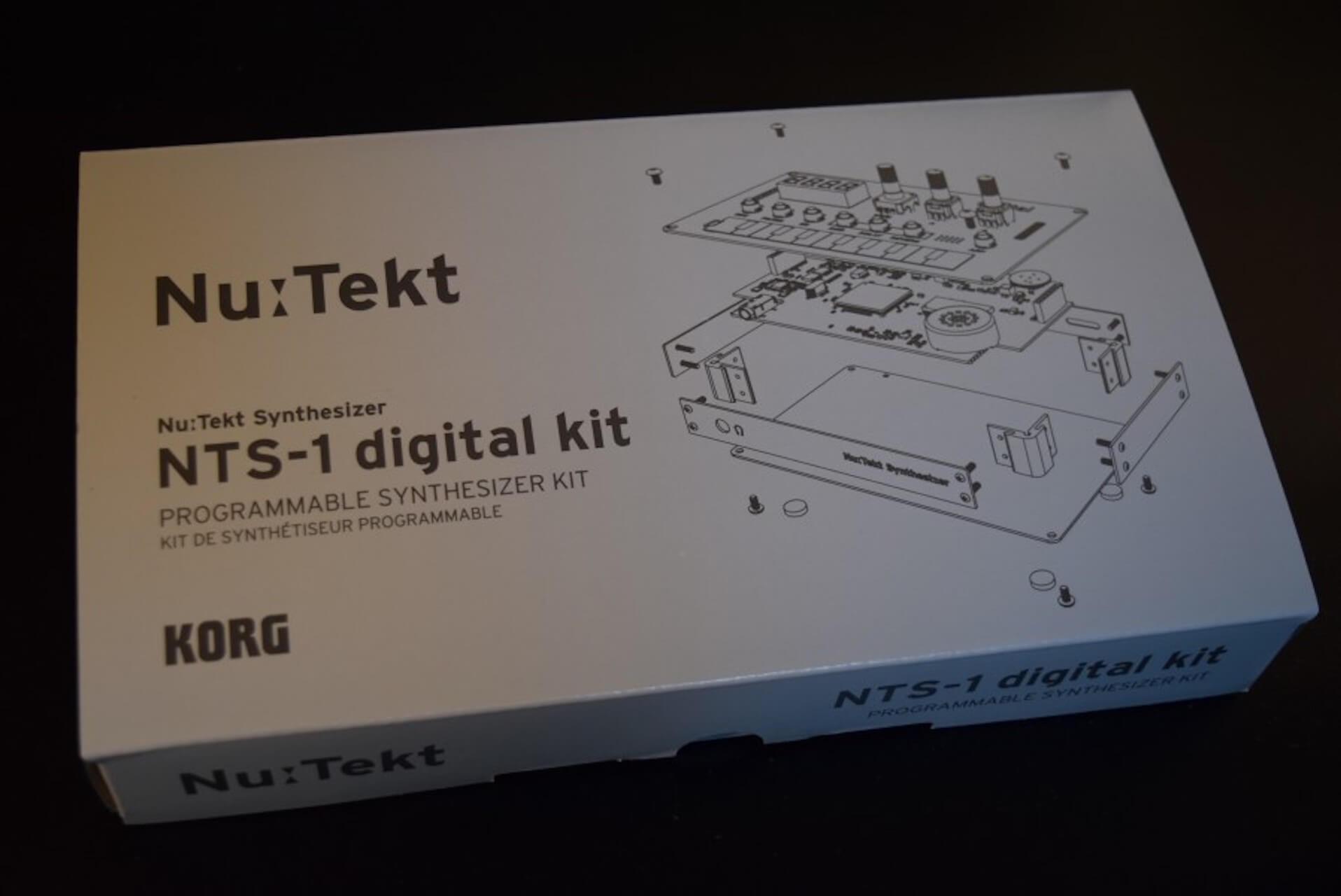 組み立て式DIYシンセ・キット、コルグ『Nu:Tekt NTS-1 Digital Kit』のサウンドと魅力 music200522_02