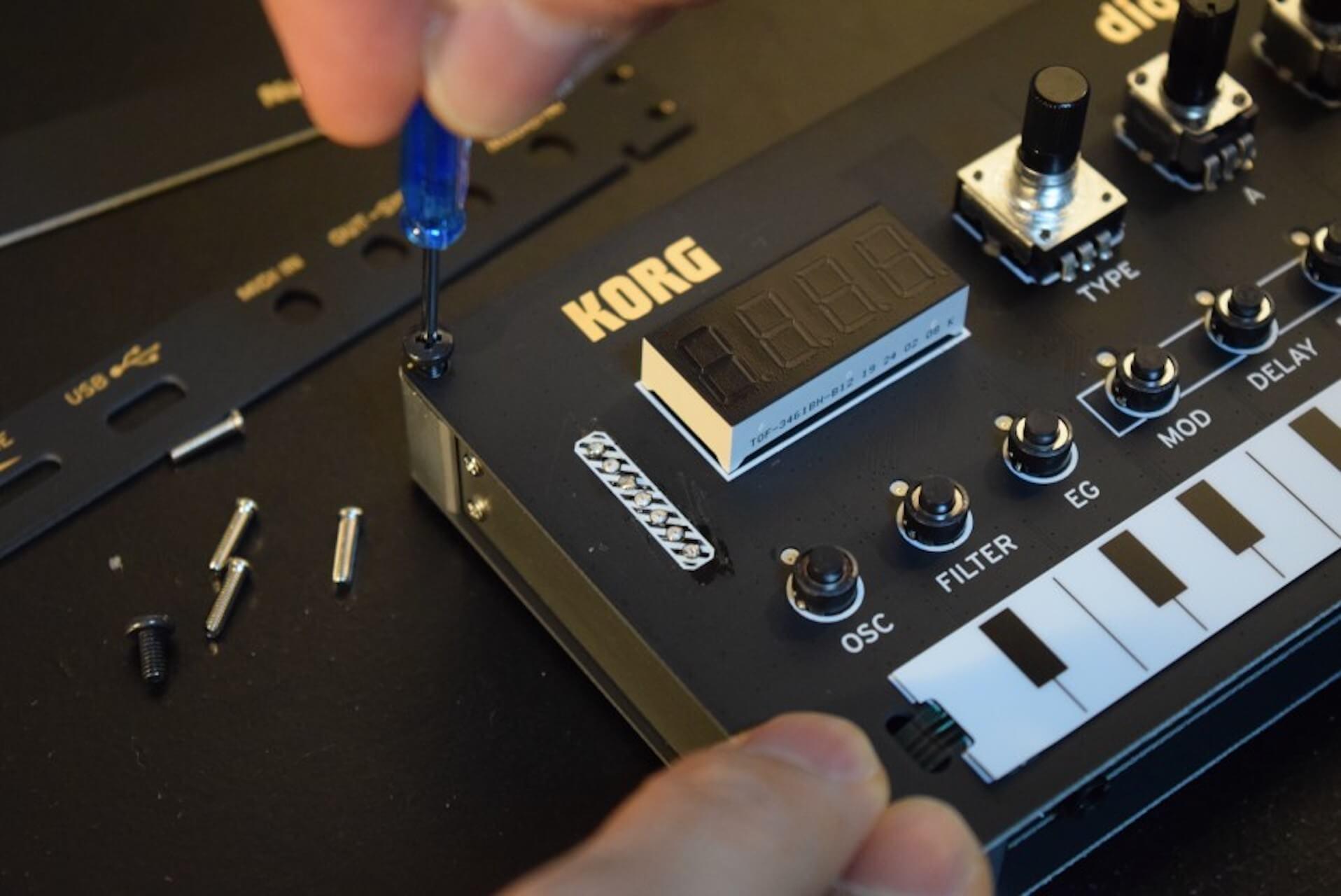 組み立て式DIYシンセ・キット、コルグ『Nu:Tekt NTS-1 Digital Kit』のサウンドと魅力 music200522_04