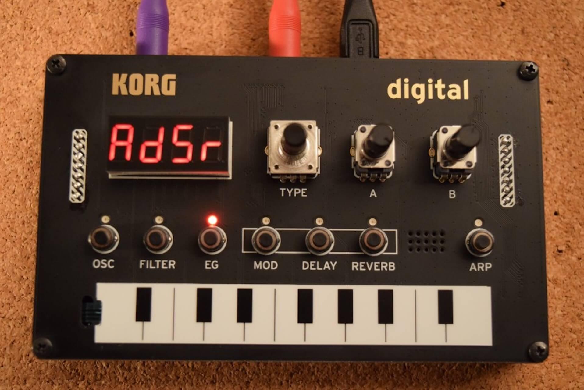 組み立て式DIYシンセ・キット、コルグ『Nu:Tekt NTS-1 Digital Kit』のサウンドと魅力 music200522_05