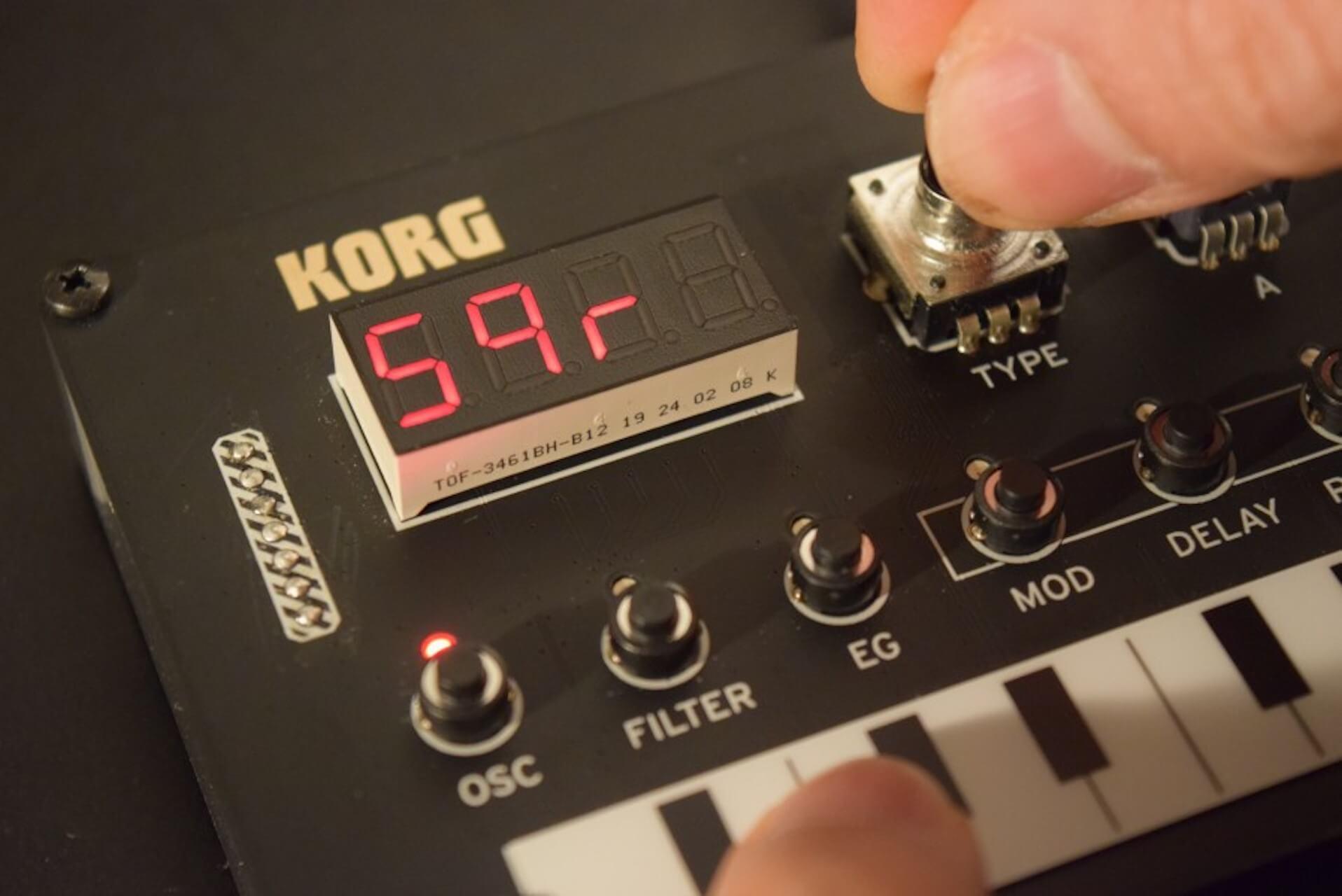 組み立て式DIYシンセ・キット、コルグ『Nu:Tekt NTS-1 Digital Kit』のサウンドと魅力 music200522_07