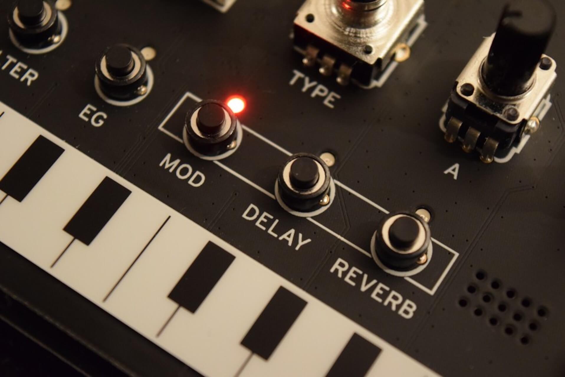 組み立て式DIYシンセ・キット、コルグ『Nu:Tekt NTS-1 Digital Kit』のサウンドと魅力 music200522_09