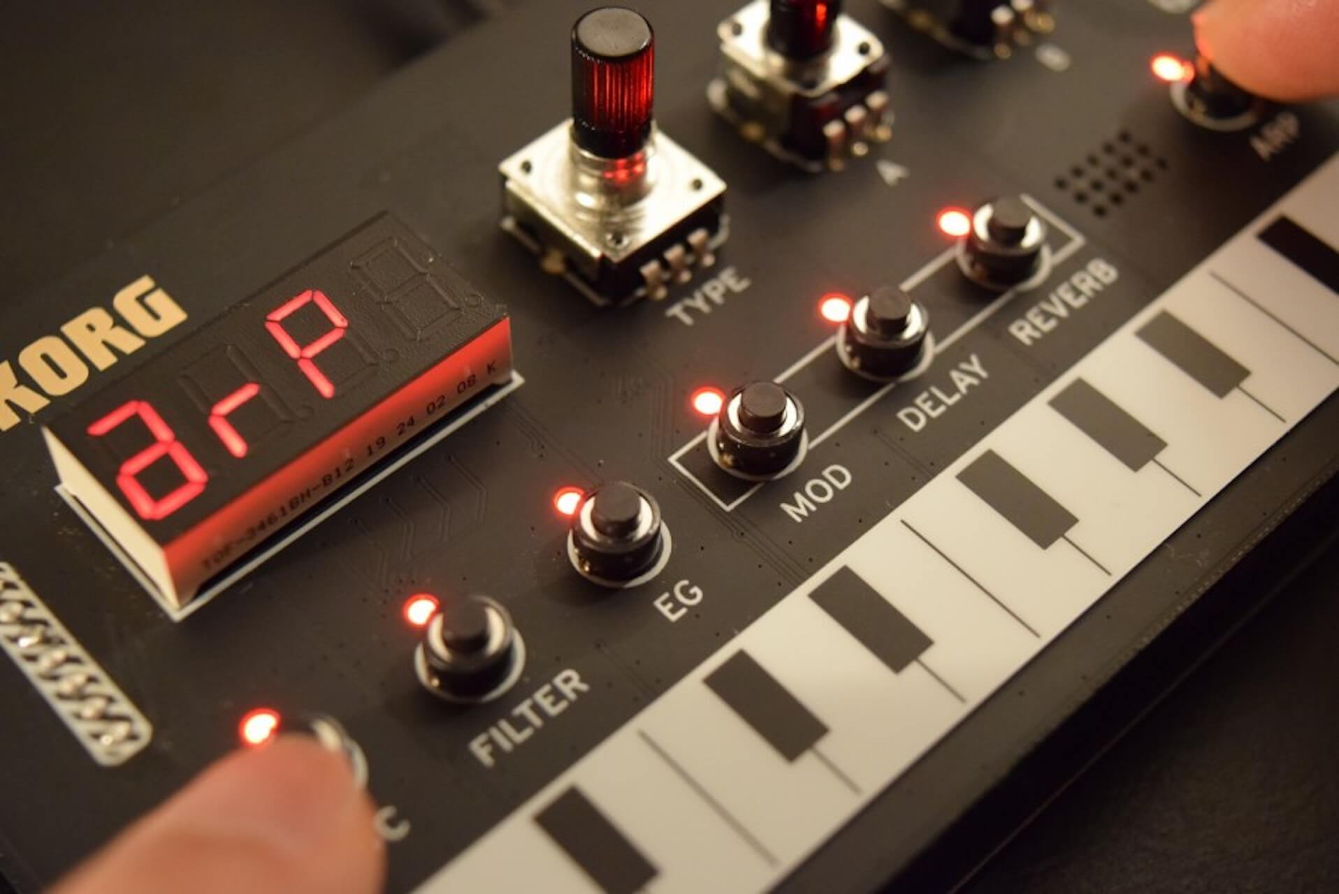 組み立て式DIYシンセ・キット、コルグ『Nu:Tekt NTS-1 Digital Kit』のサウンドと魅力 music200522_10