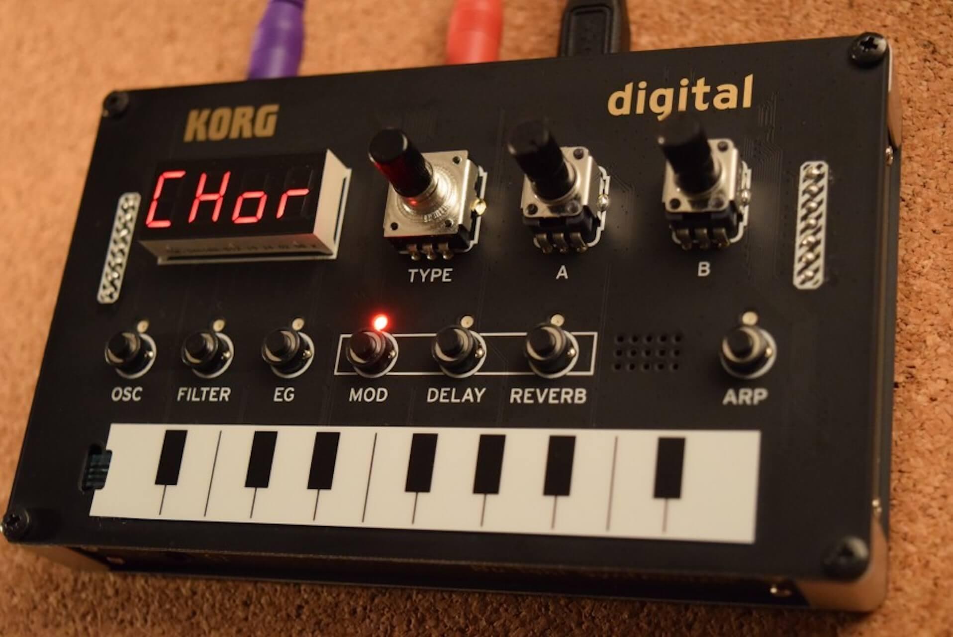 組み立て式DIYシンセ・キット、コルグ『Nu:Tekt NTS-1 Digital Kit』のサウンドと魅力 music200522_11