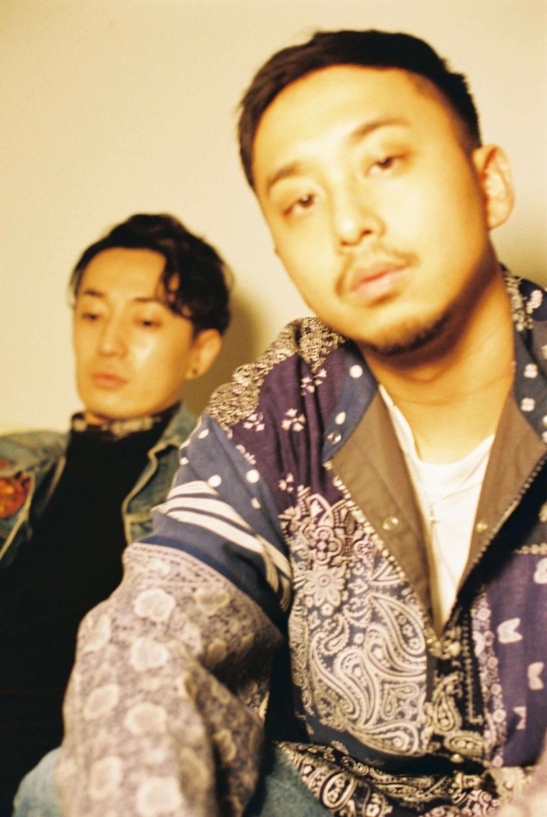 18scottとdownyメンバーのSUNNOVAが、ニューアルバム『PAISLEY』から表題曲のMVを解禁! music200522_18scott_sunnova_01-1920x2868